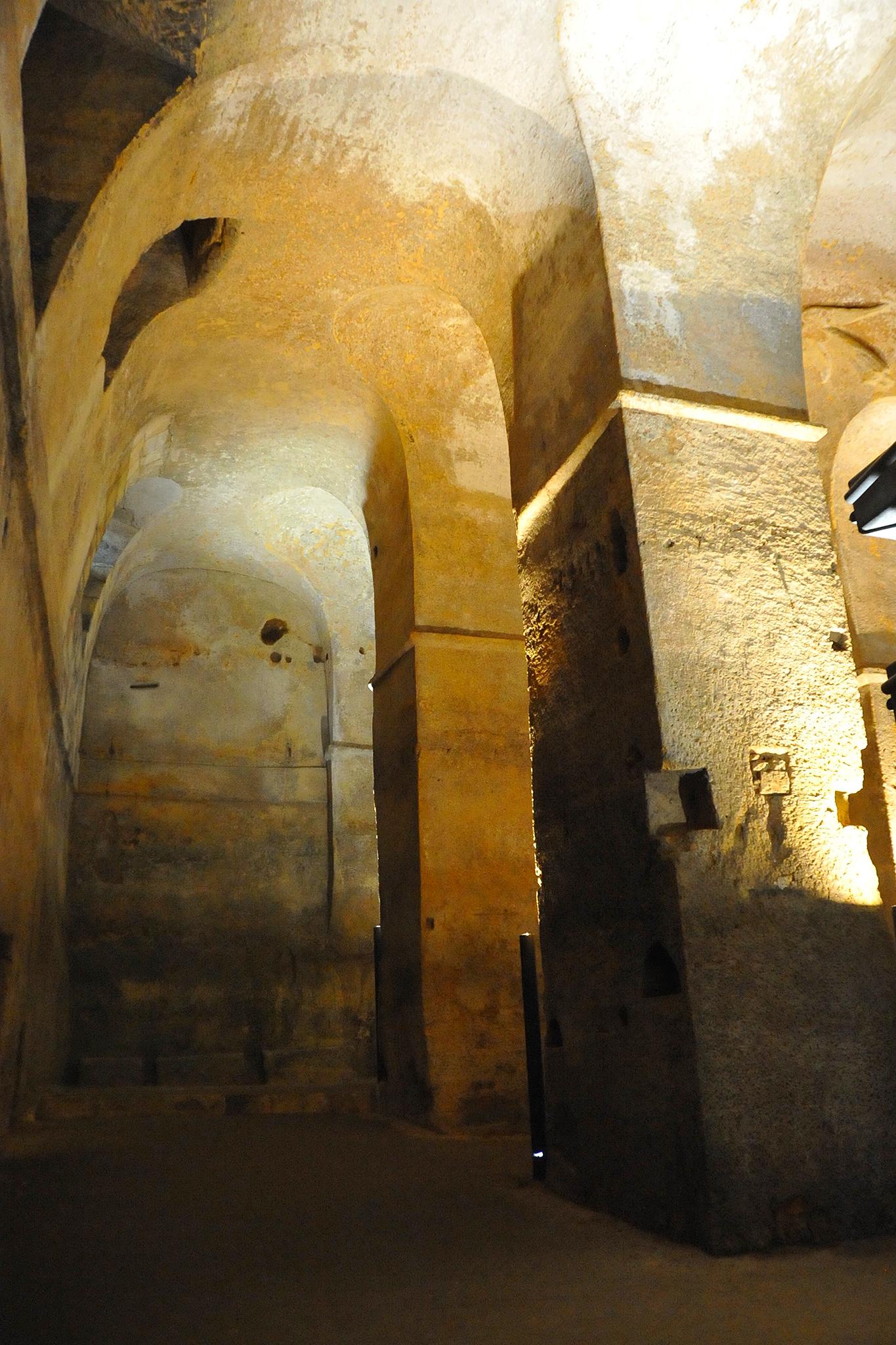 cattedrale monolitica