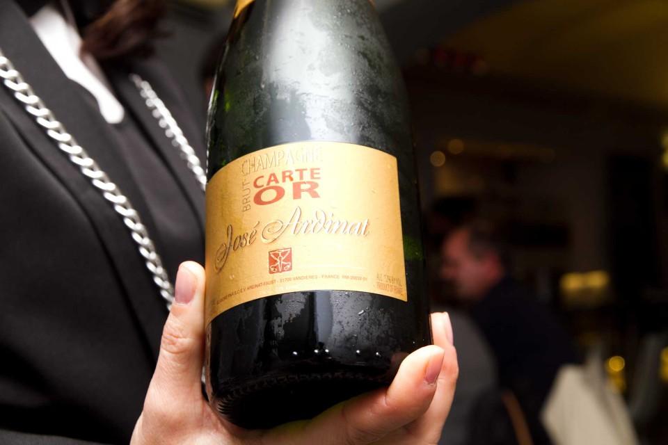 champagne Ardinat brut