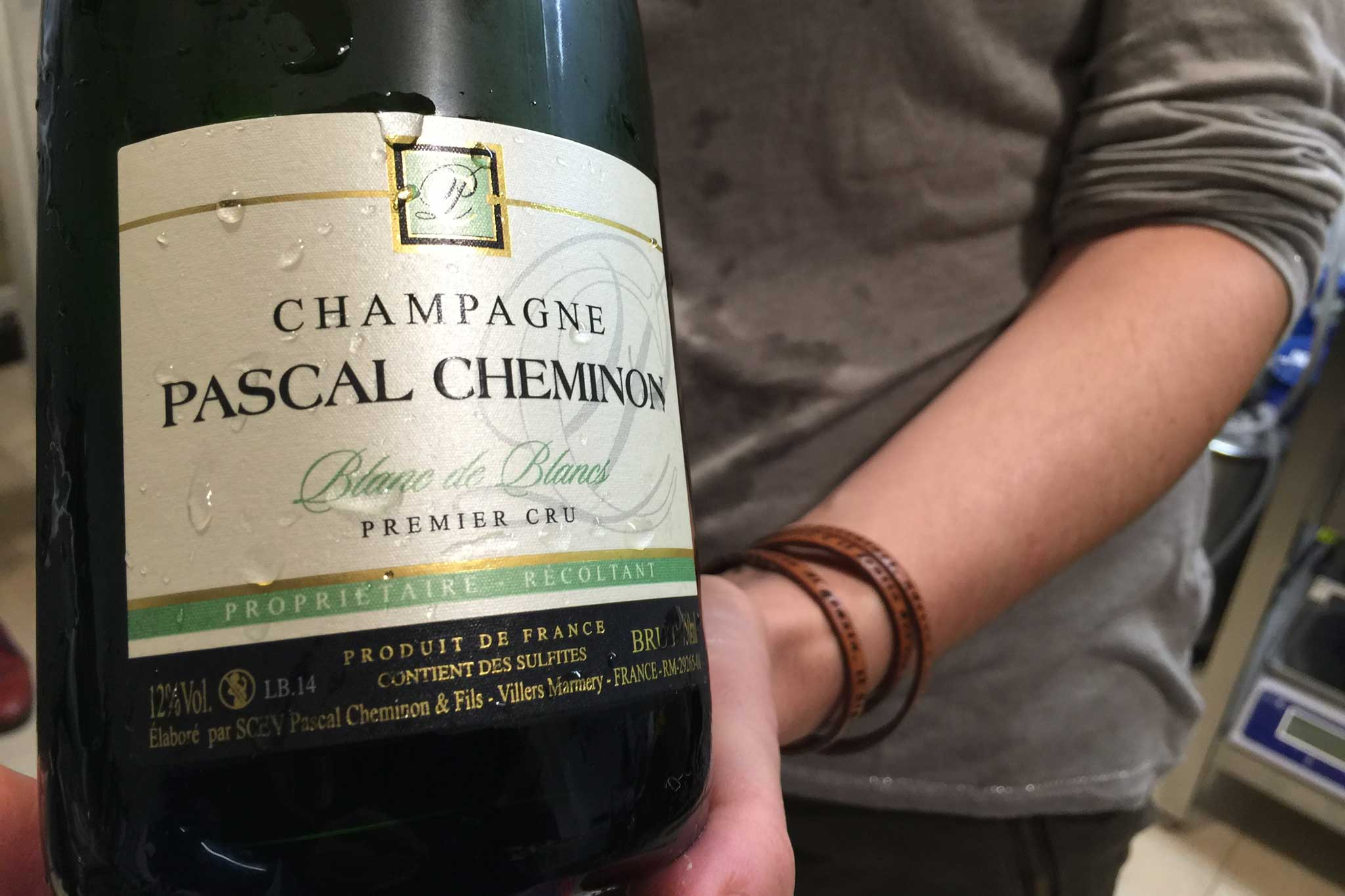 champagne Pascal Cheminon