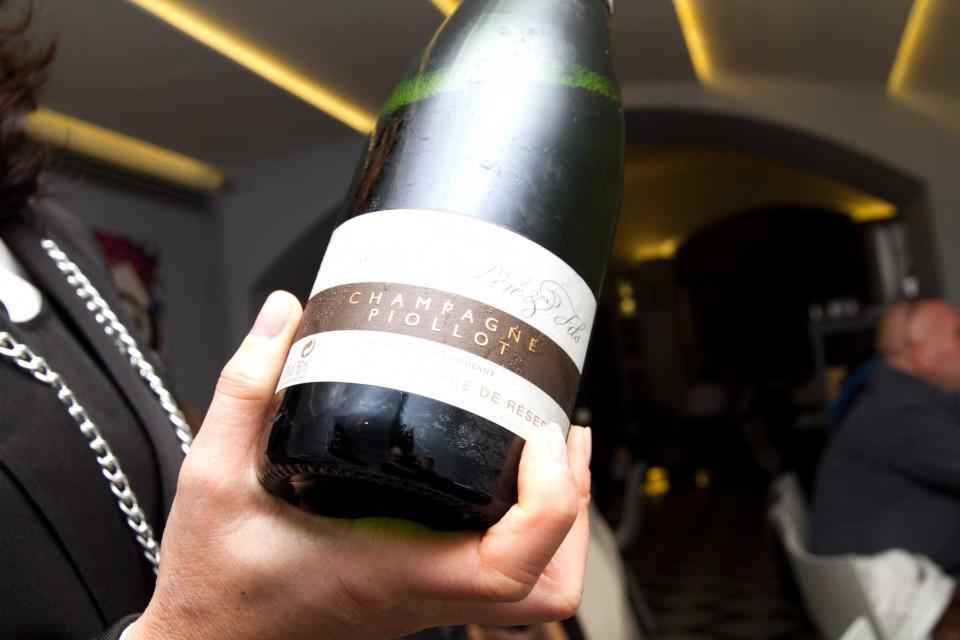 champagne Piollot brut