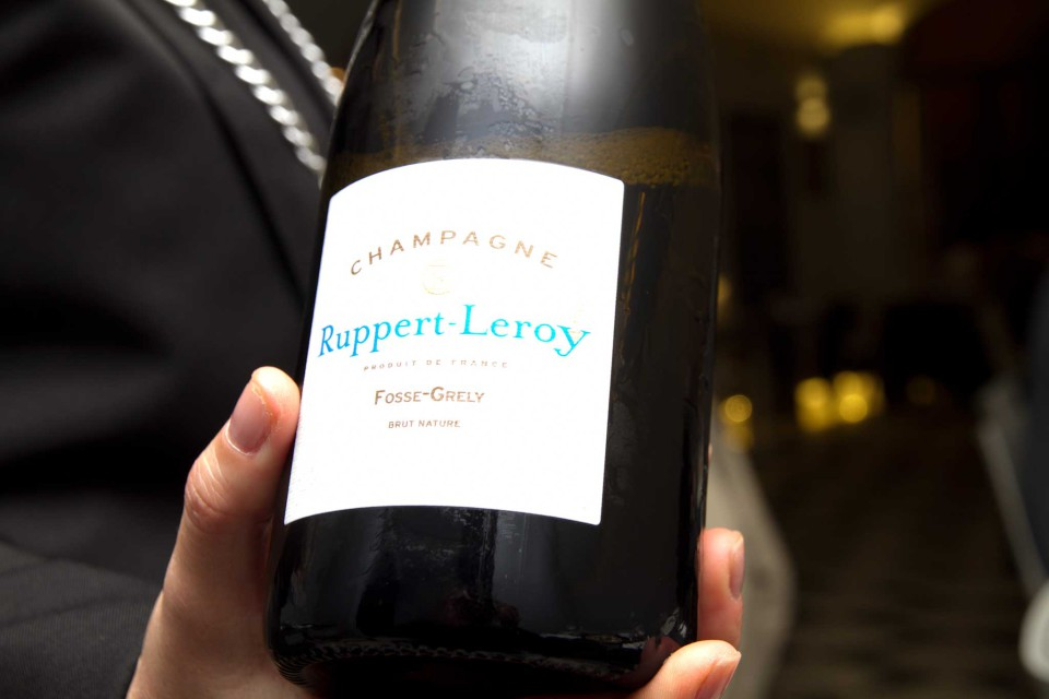 champagne Ruppert Leroy Foss Grely