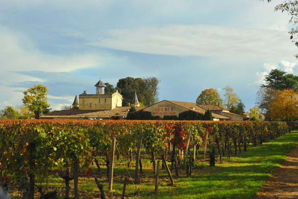 chateau quercy