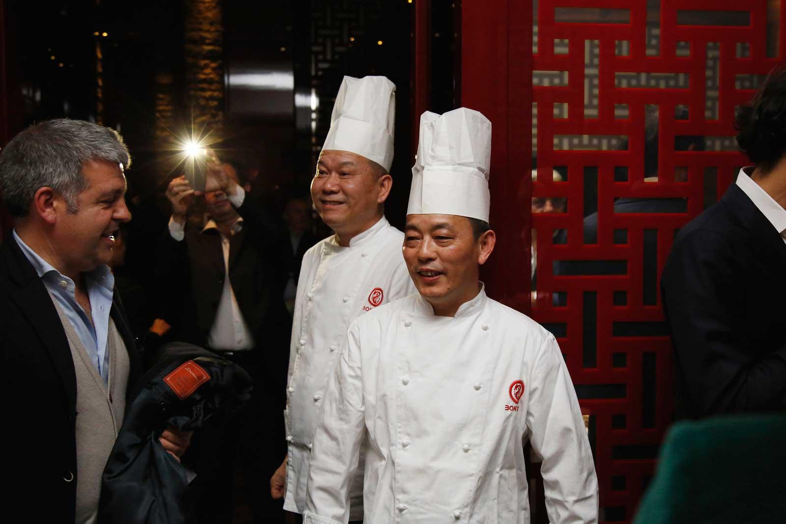 chef Bon Wei