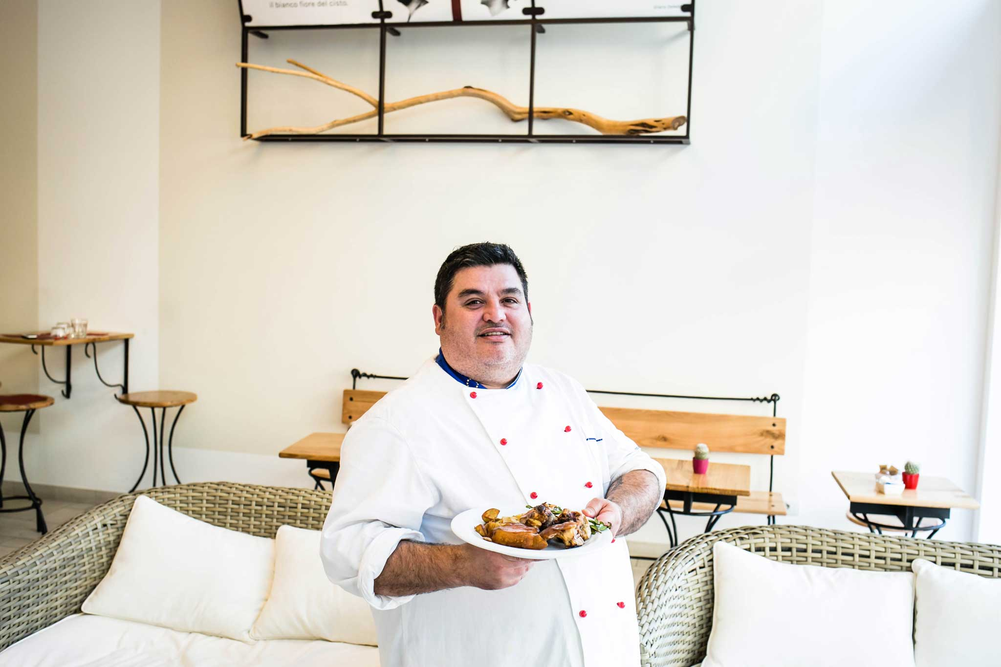 chef Paolo Luche