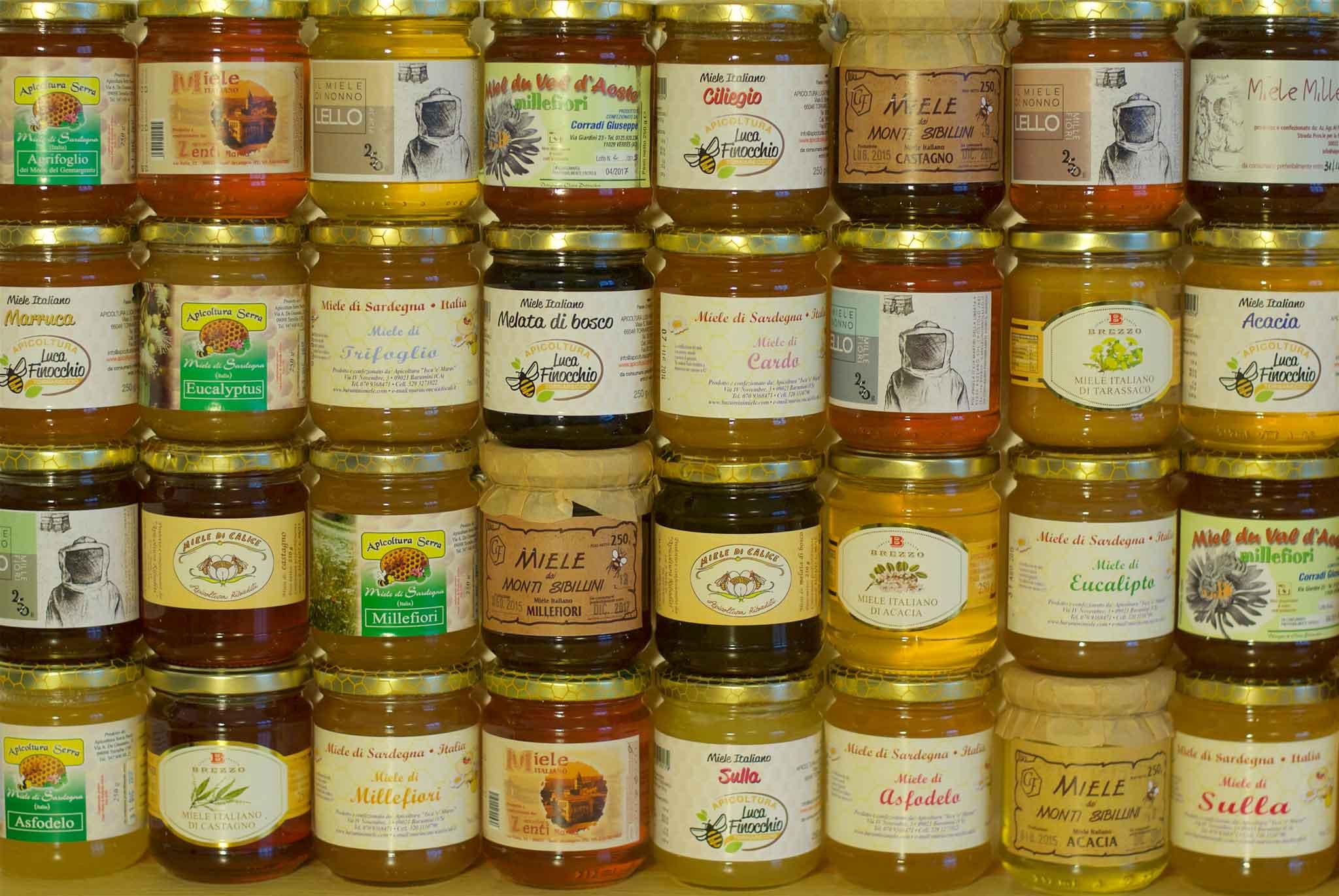come scegliere il miele