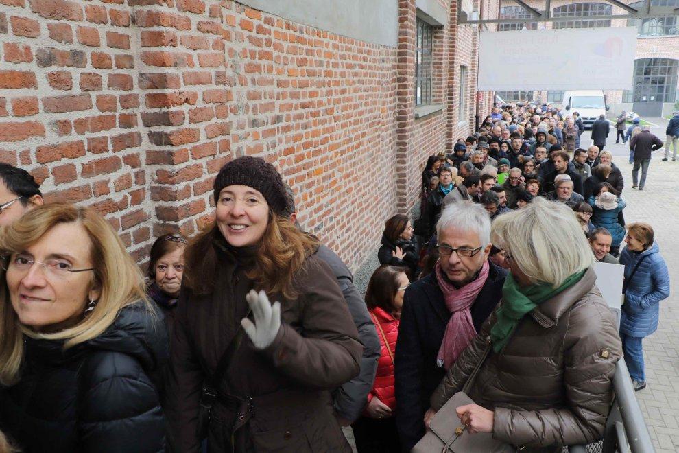 folla Re Panettone