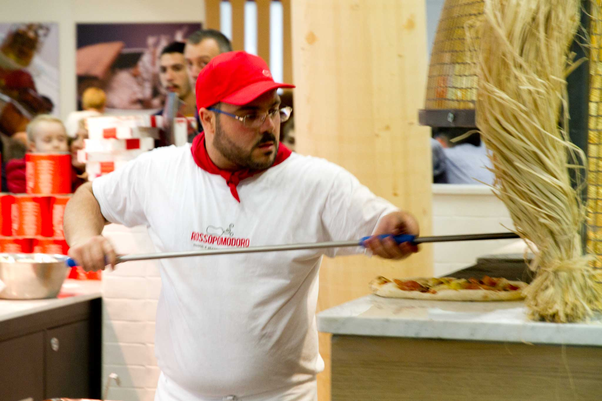 fornaio pizza