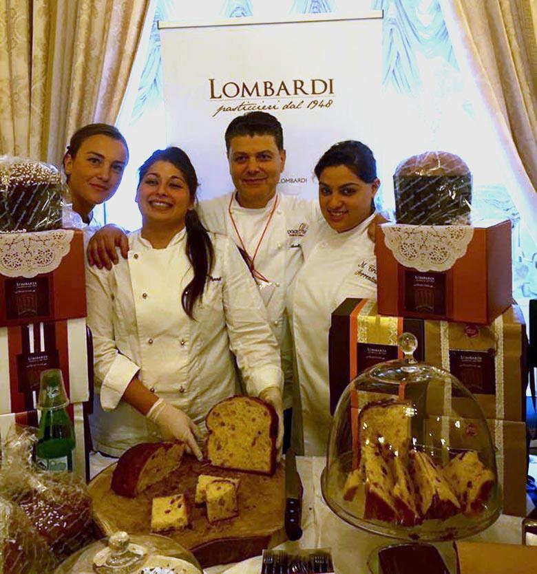 panettoni Lombardo