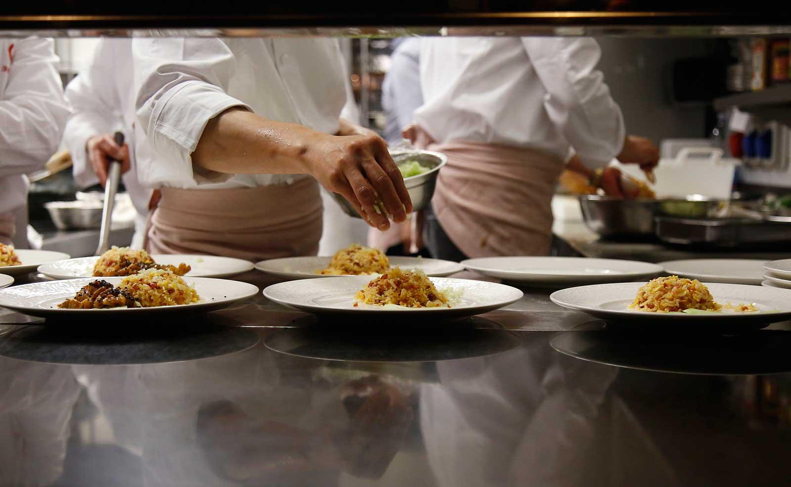 Milano Il Ristorante Bon Wei Fa Vera Cucina Cinese