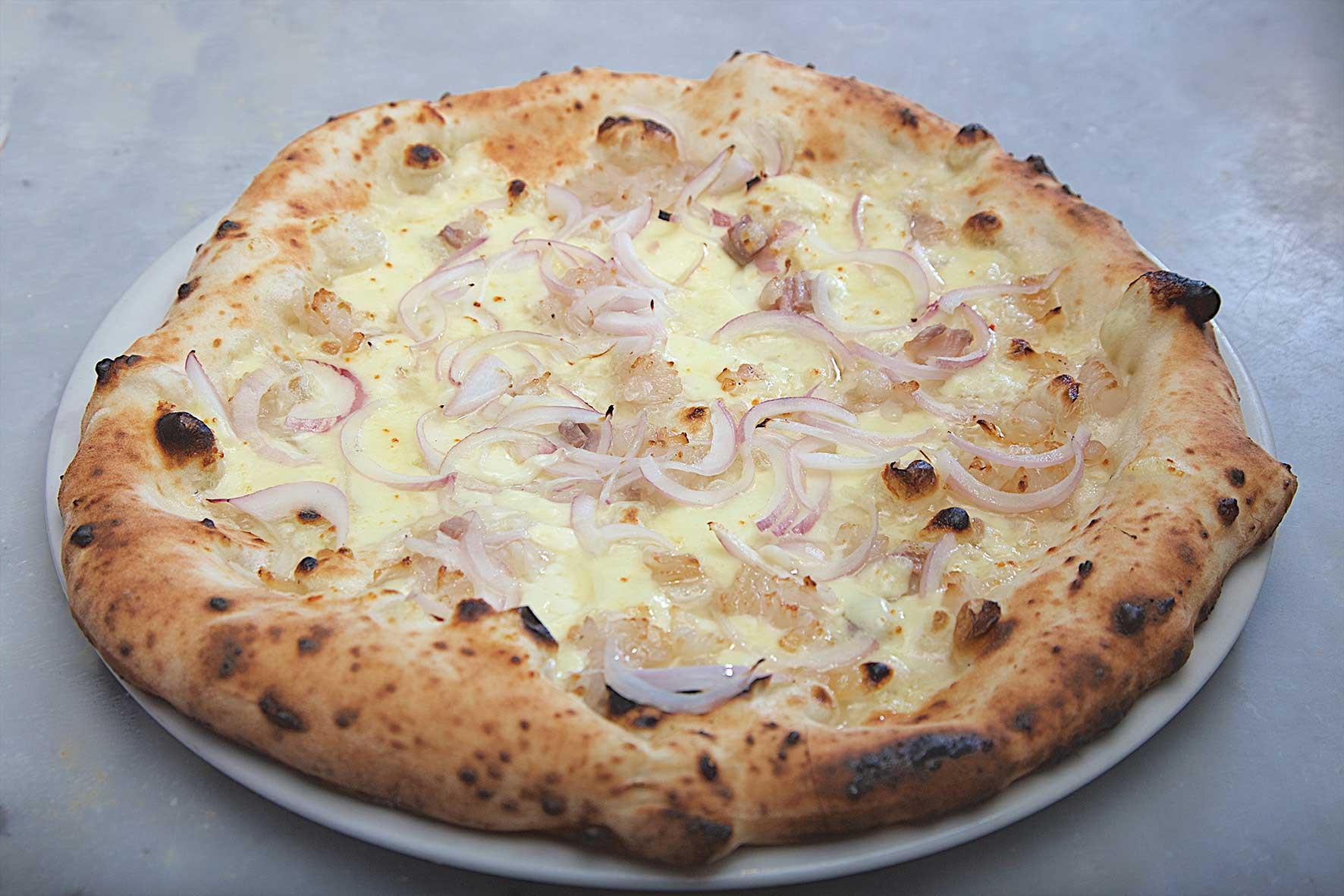 pizza Alleanza Ciro Salvo