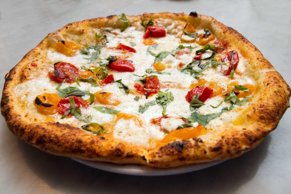 pizza Gino Sorbillo