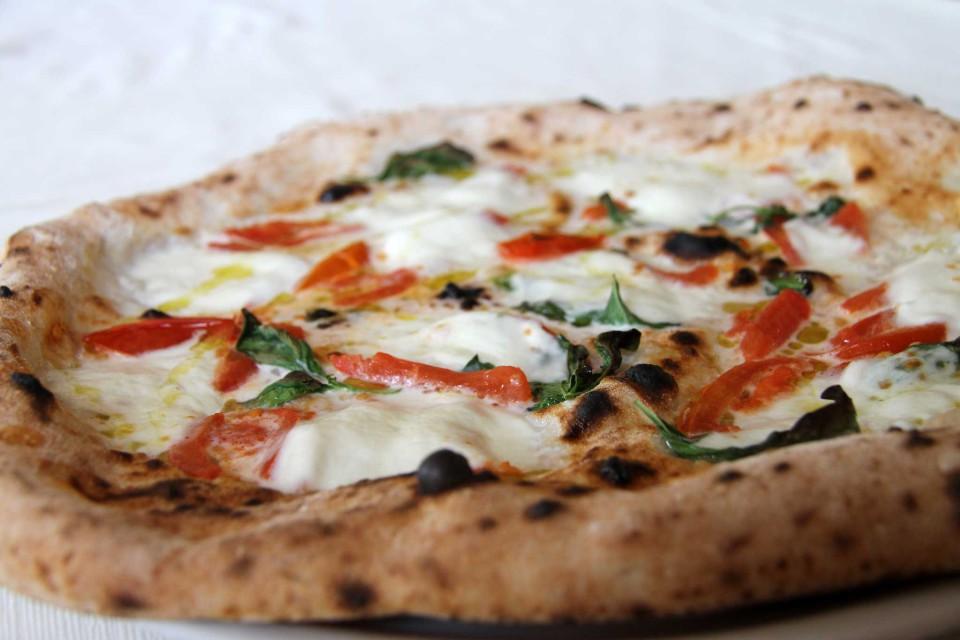pizza arrianata