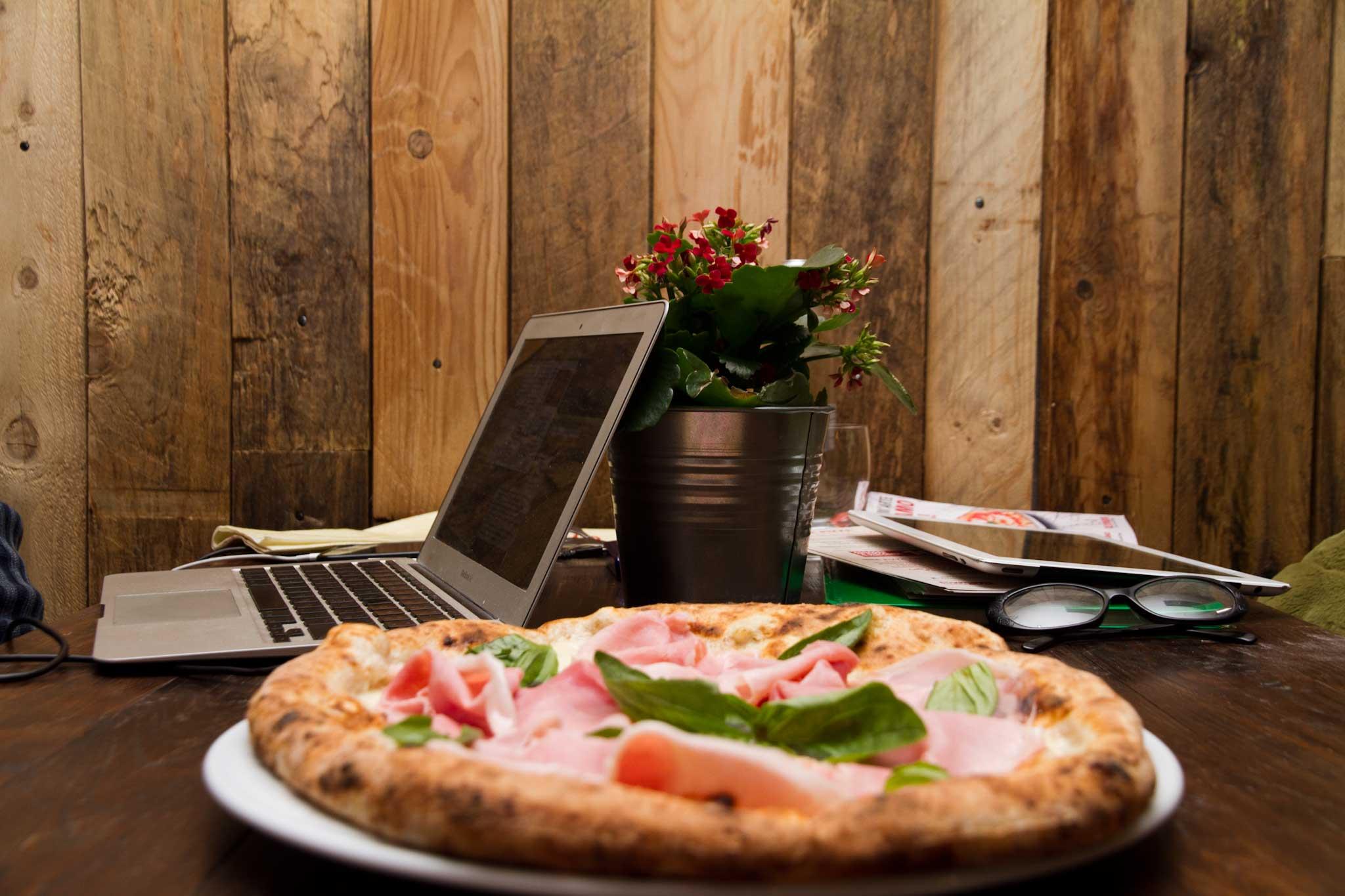 pizza computer
