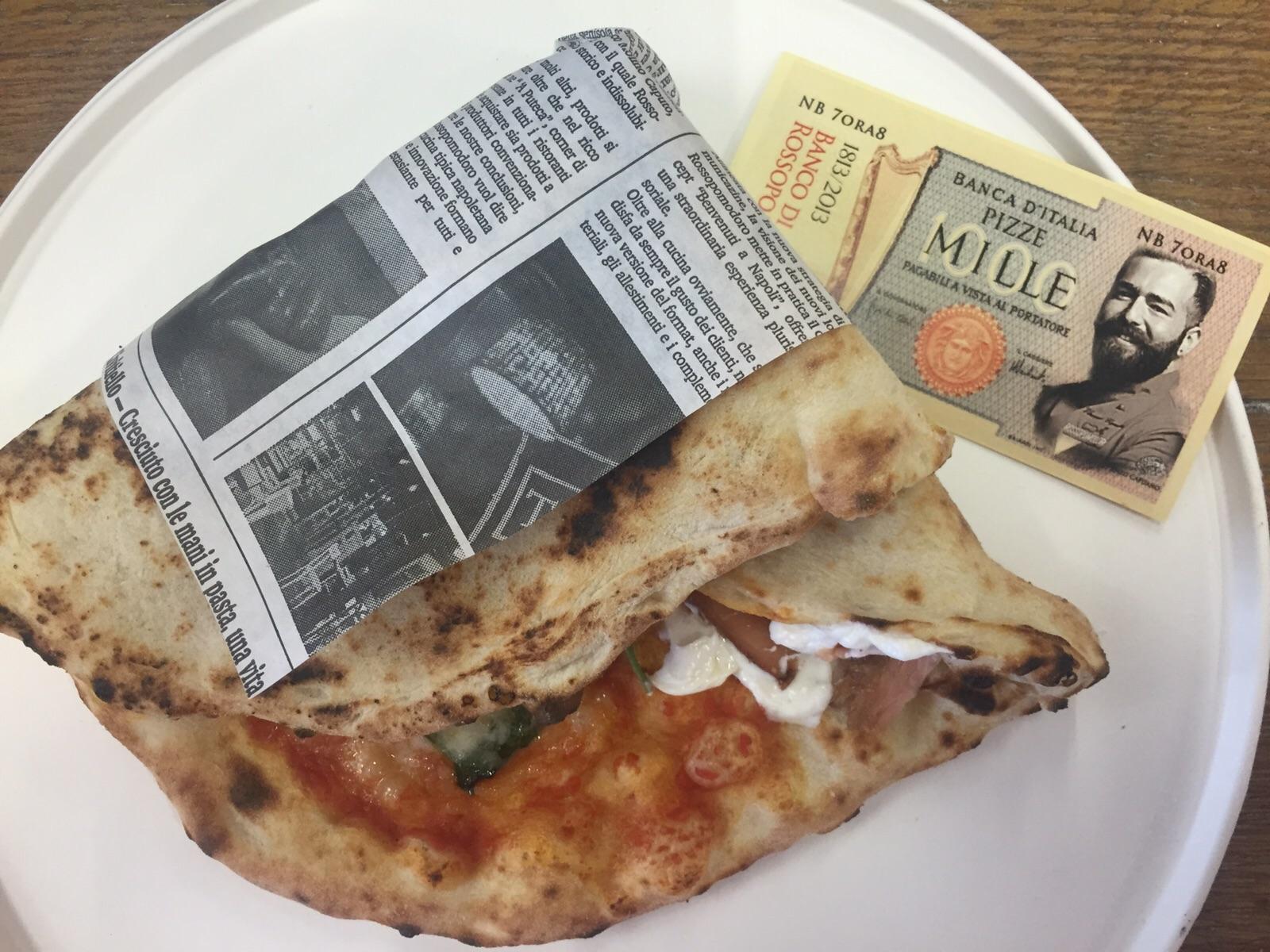 pizza mille lire