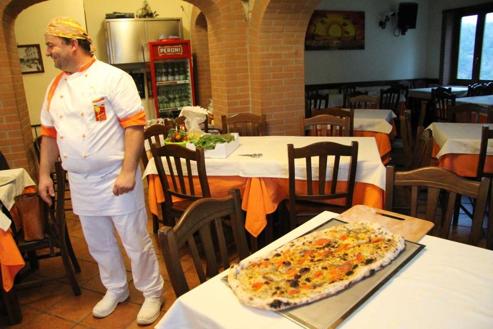 pizza pizzeria Pietra Azzurra