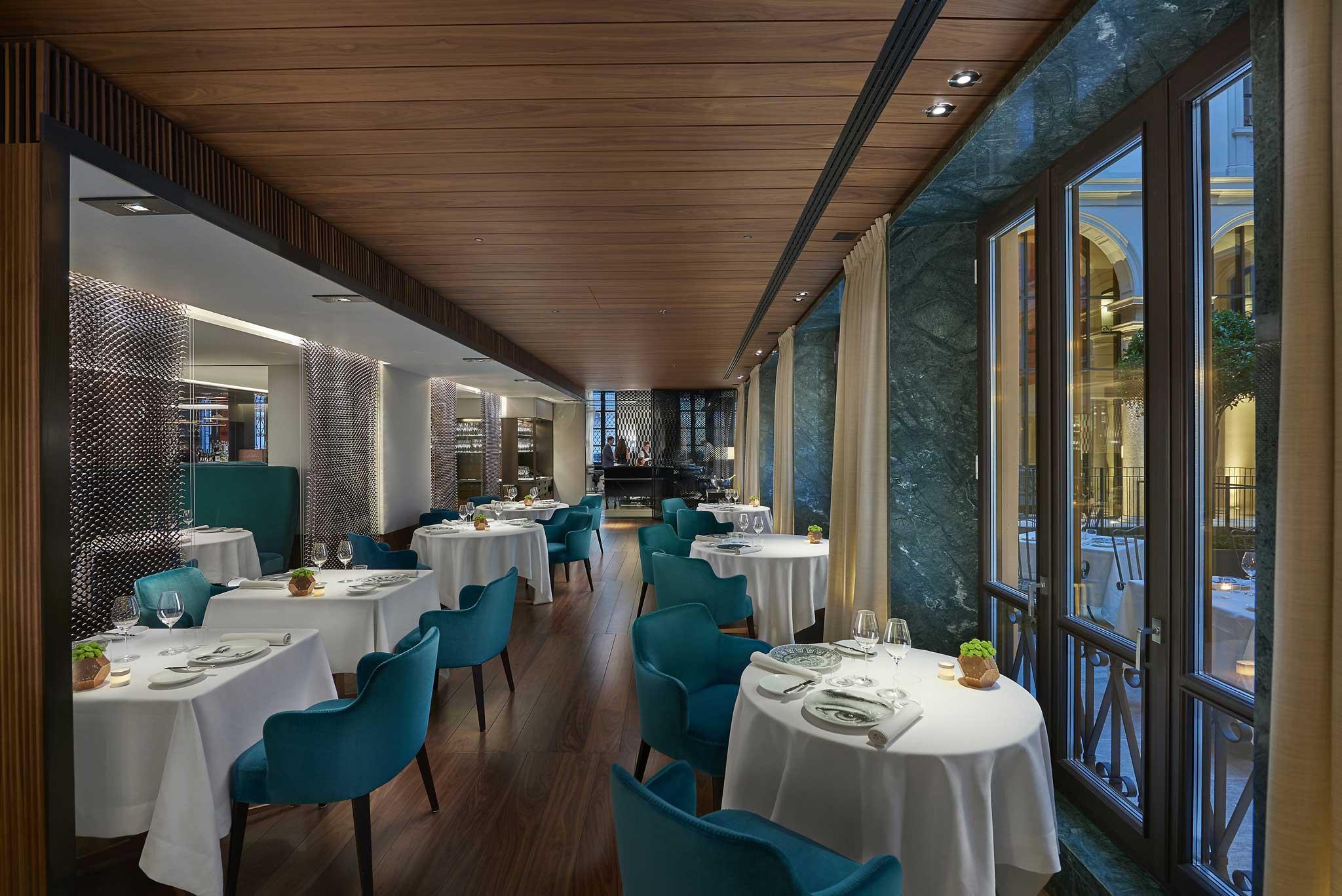 ristorante Seta Mandarin Milano