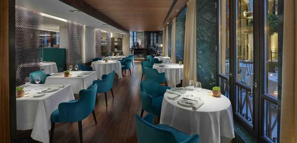 ristorante Seta Mandarin Oriental Milano