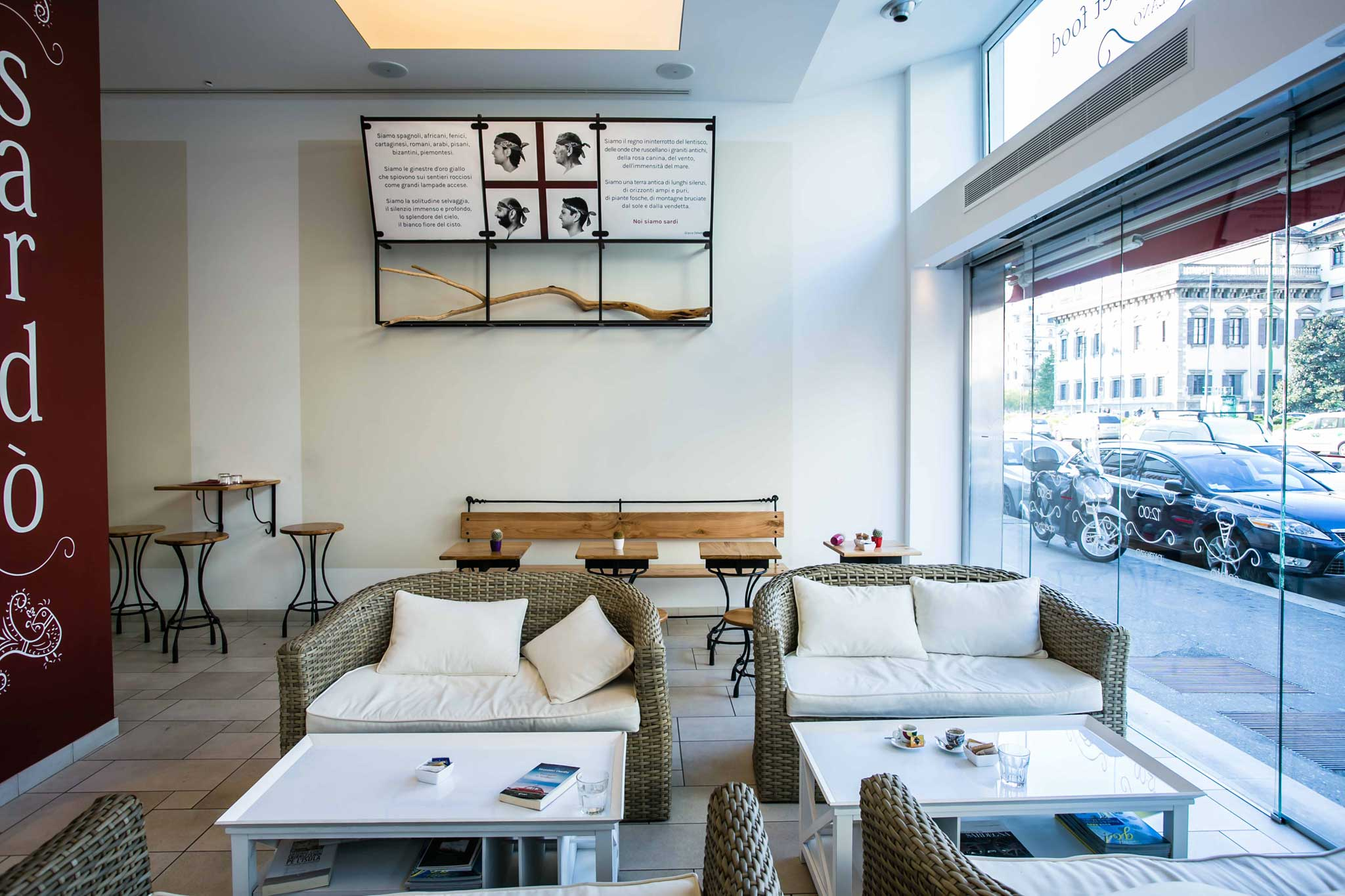 ristorante sardo a Milano