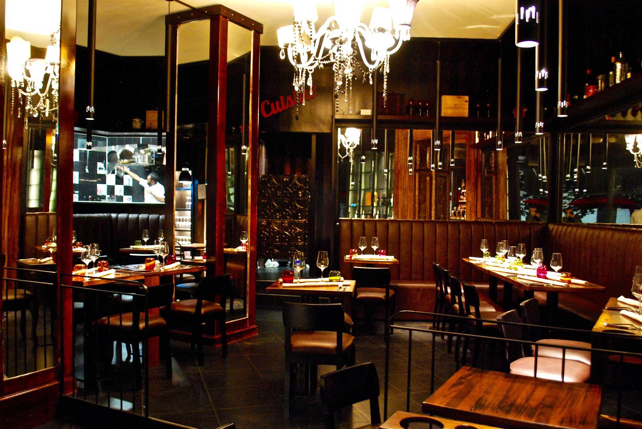 sala bistrot Spice Milano