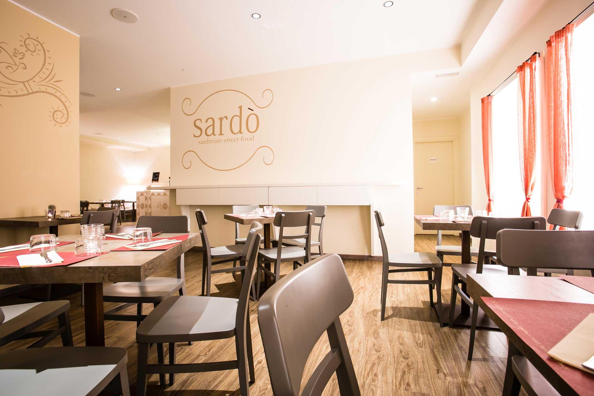 sardò ristorante Milano