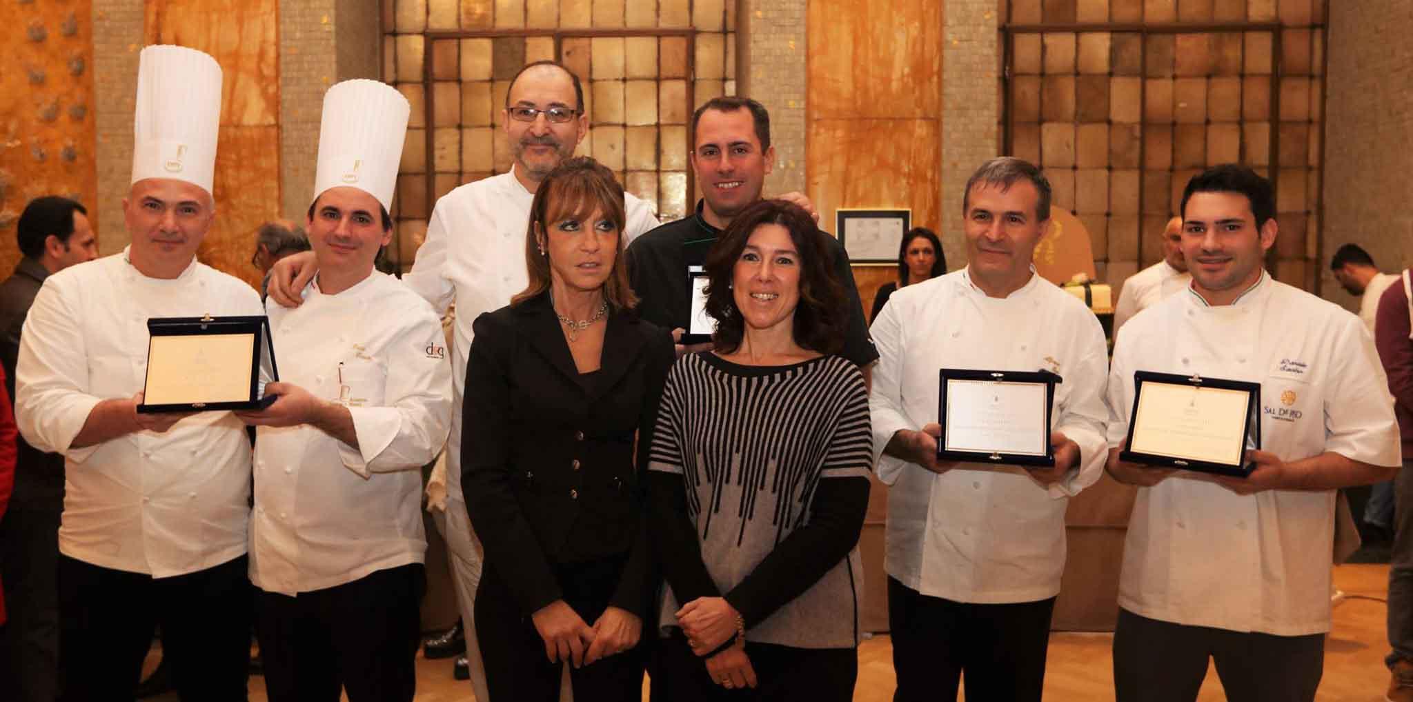 vincitori panettone gastronomico Una Mole di Panettoni