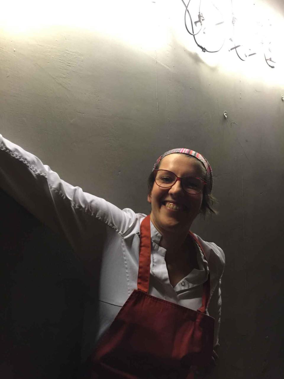 Alba Esteve Ruiz chef Marzapane