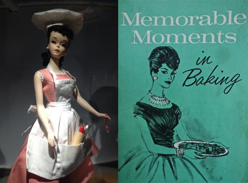 Barbie cucina