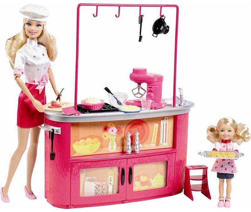 Barbie insegna cucina