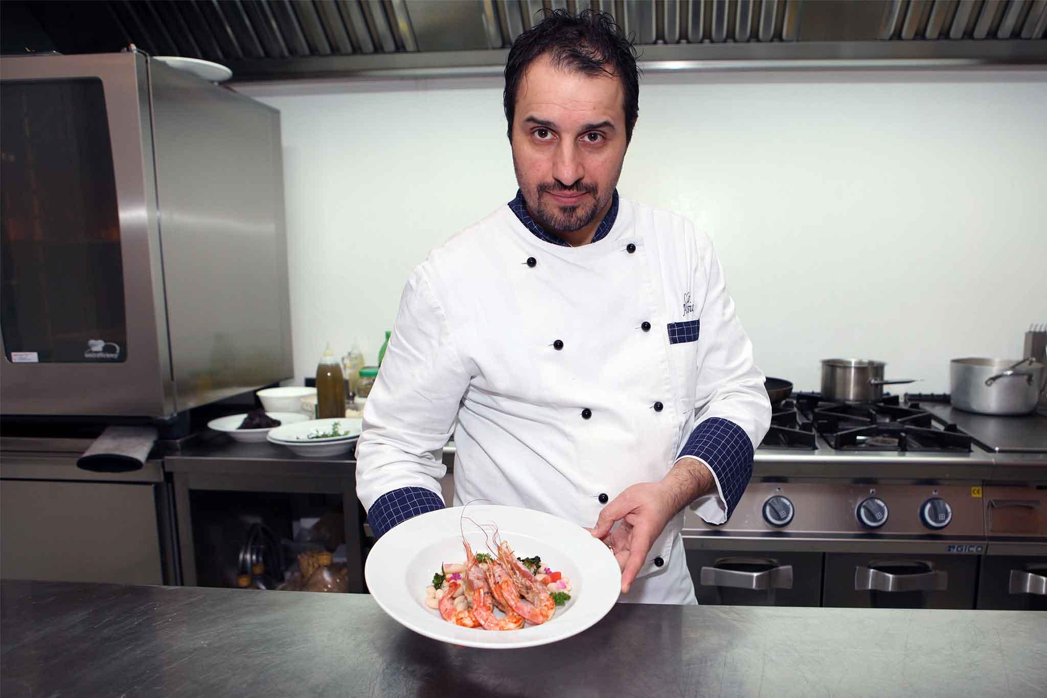 Catello Attanasio chef