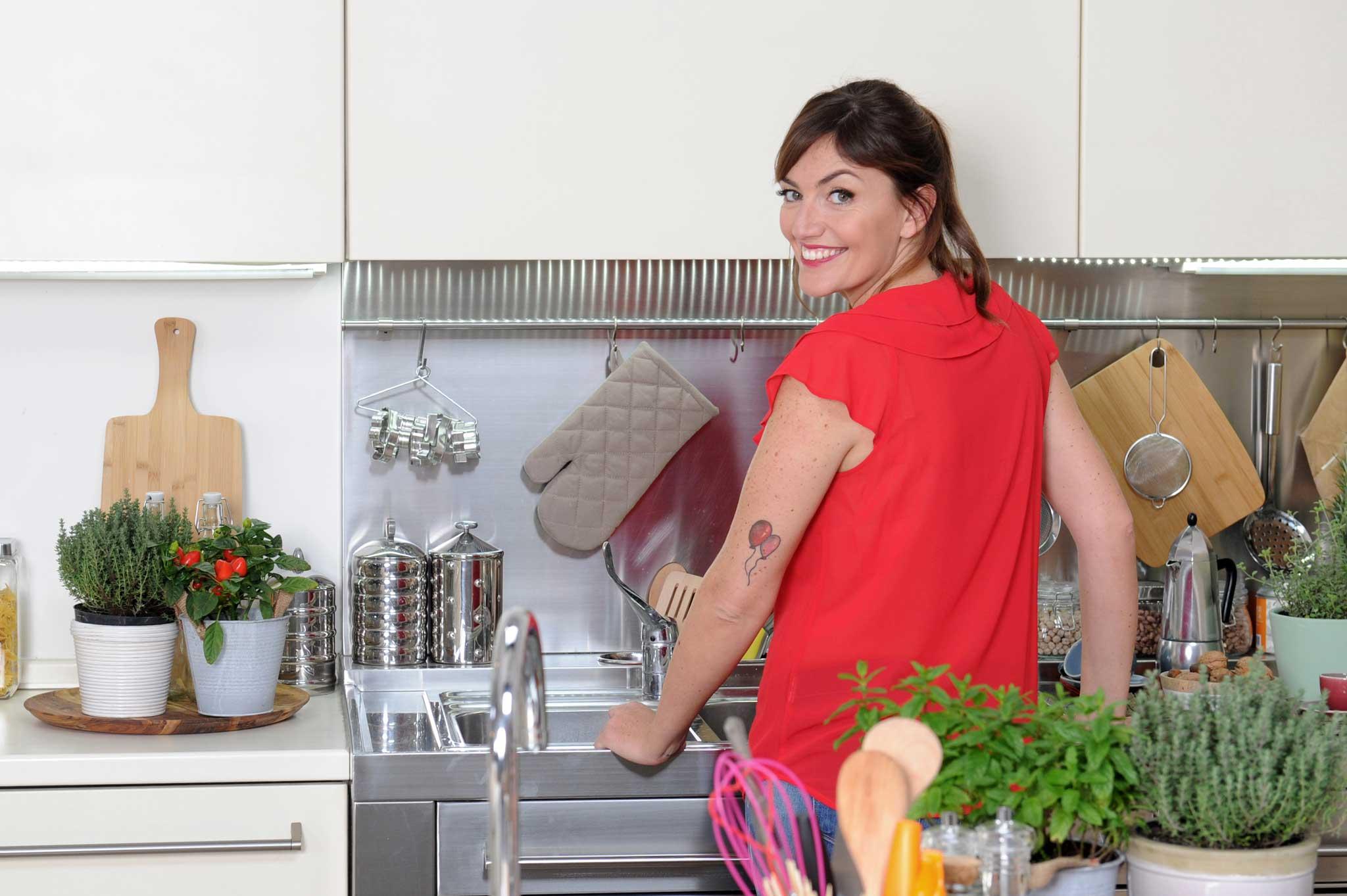 Chiara Maci cucina