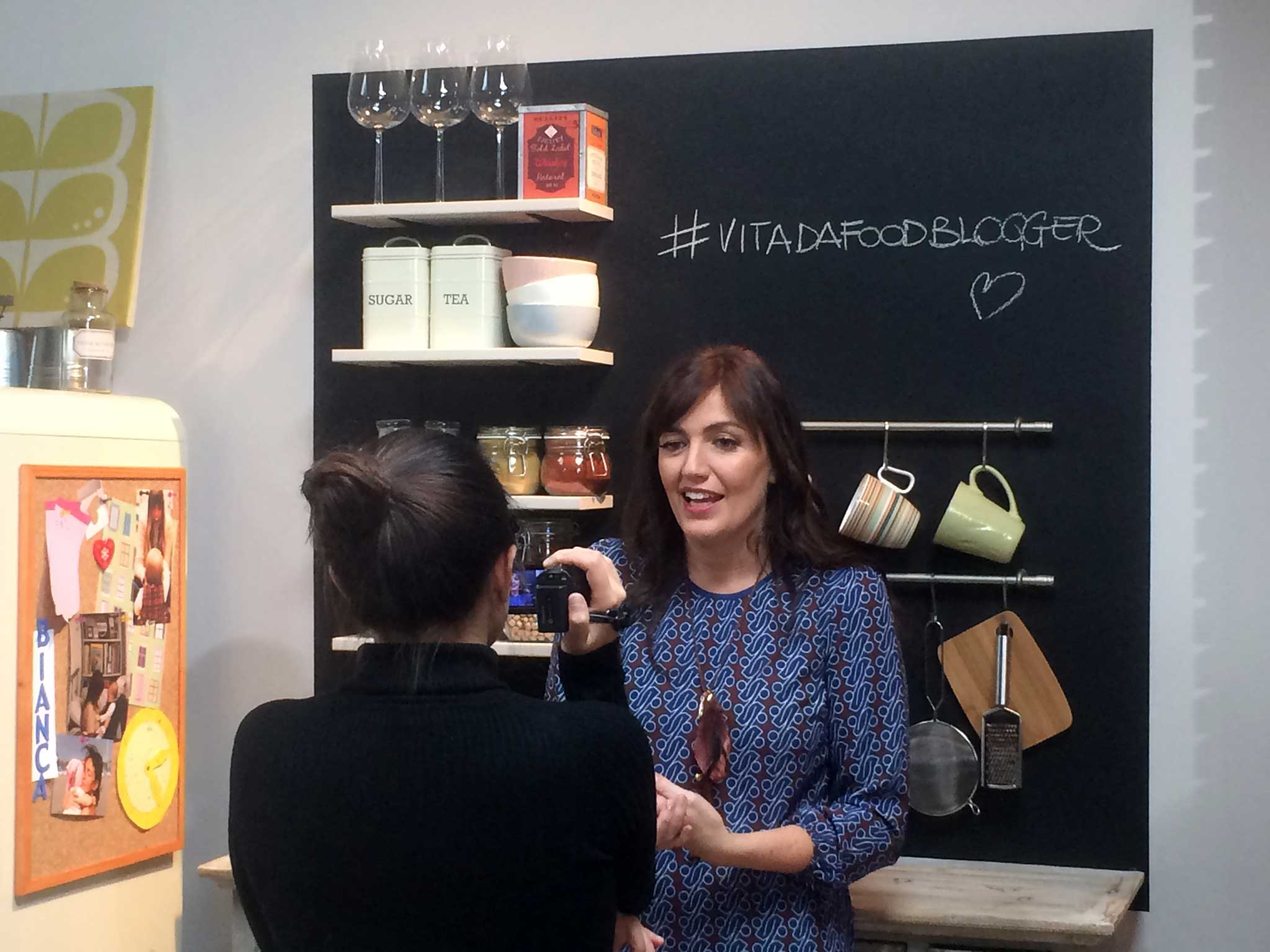 Chiara Maci vita da food blogger