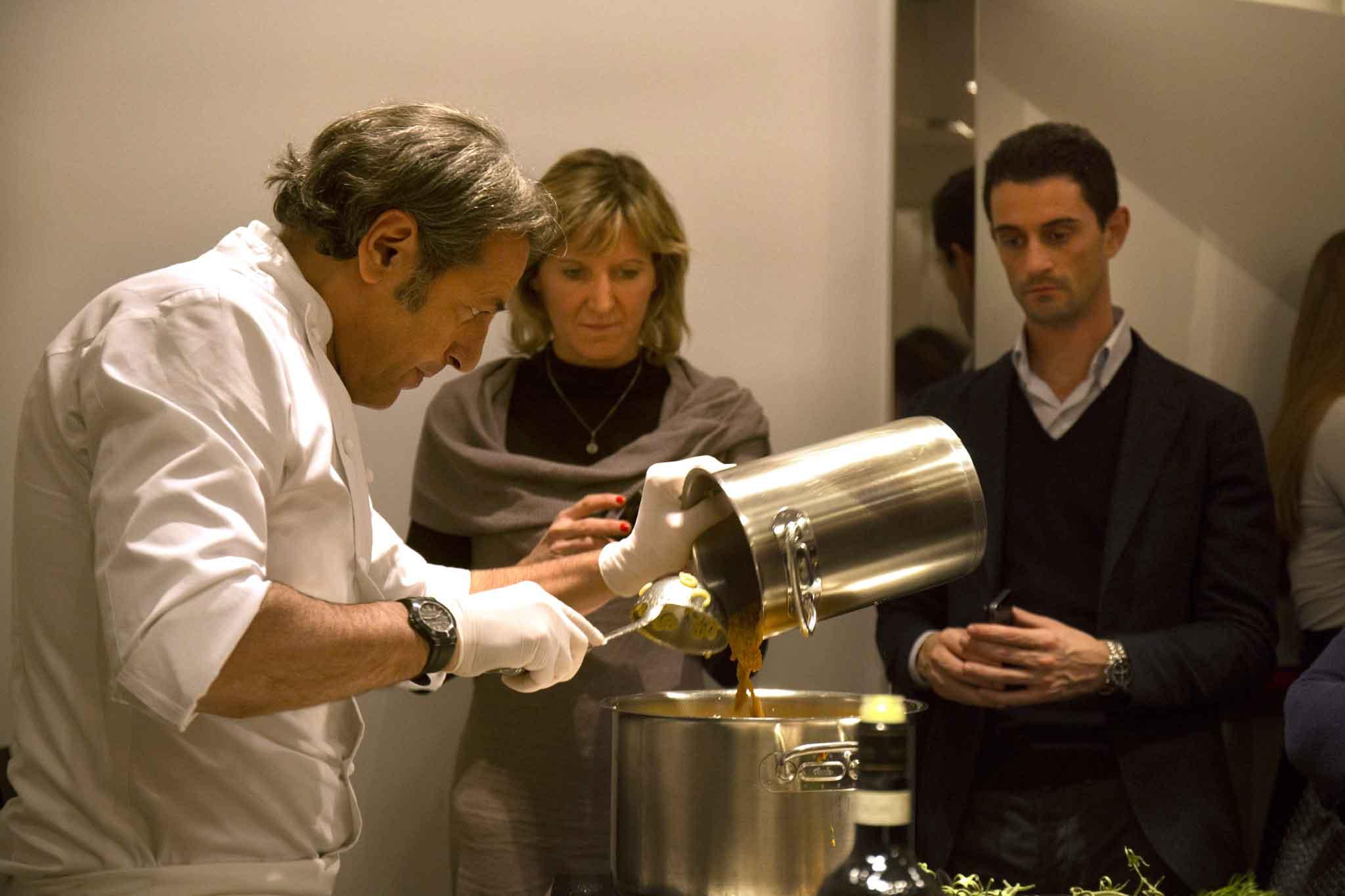 Filippo La Mantia pasta