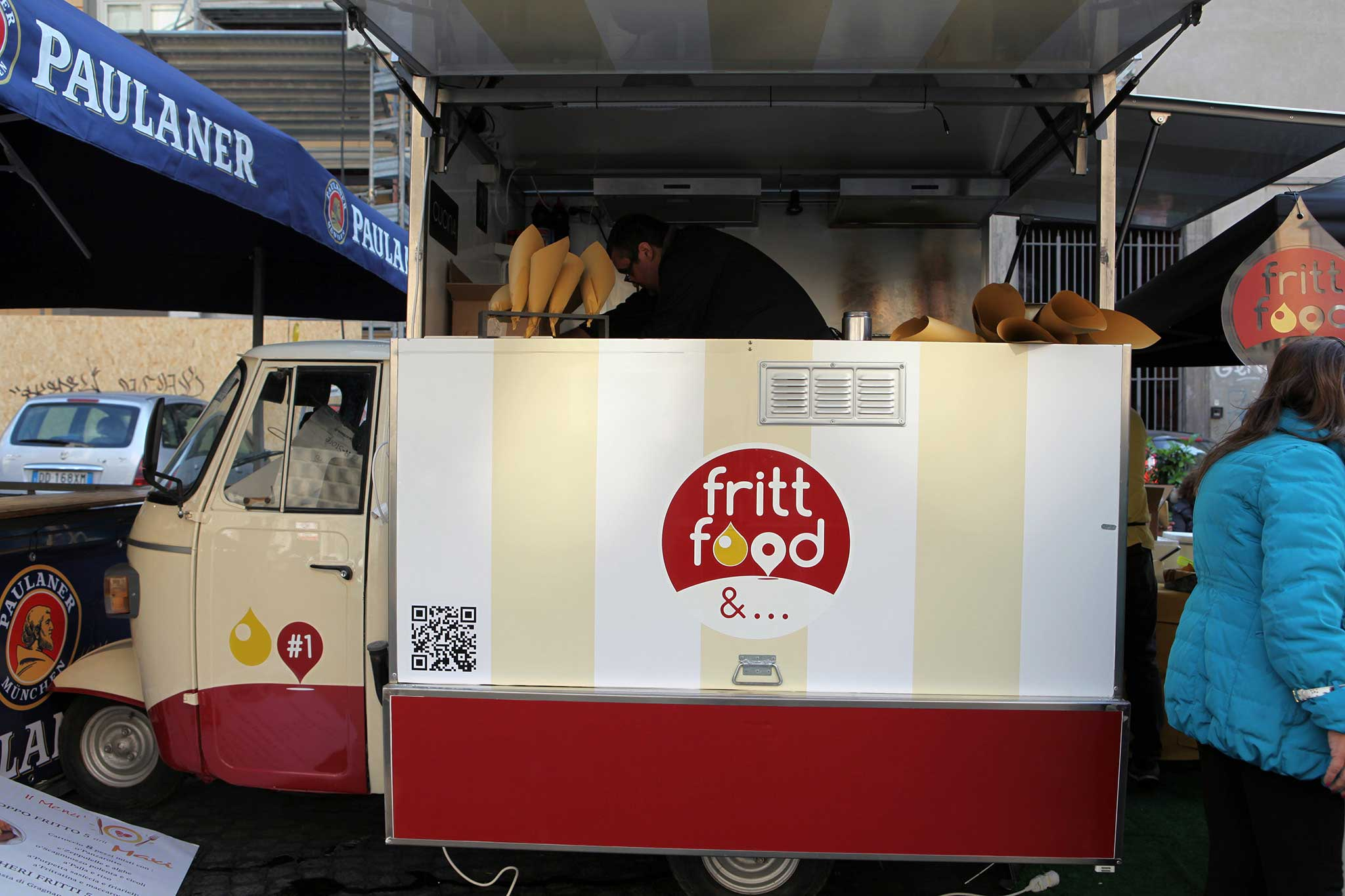 Fritt strit food