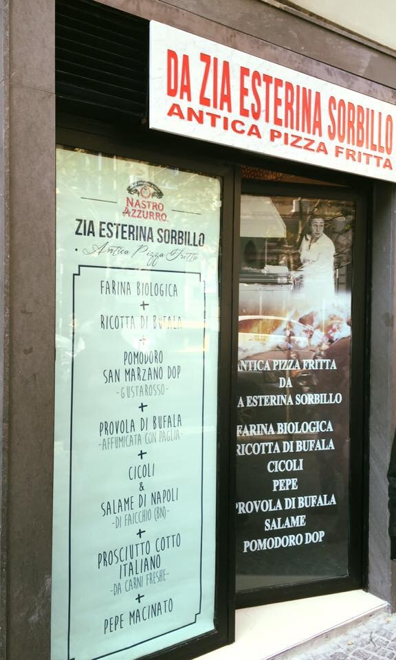 nuova pizzeria sorbillo al Vomero