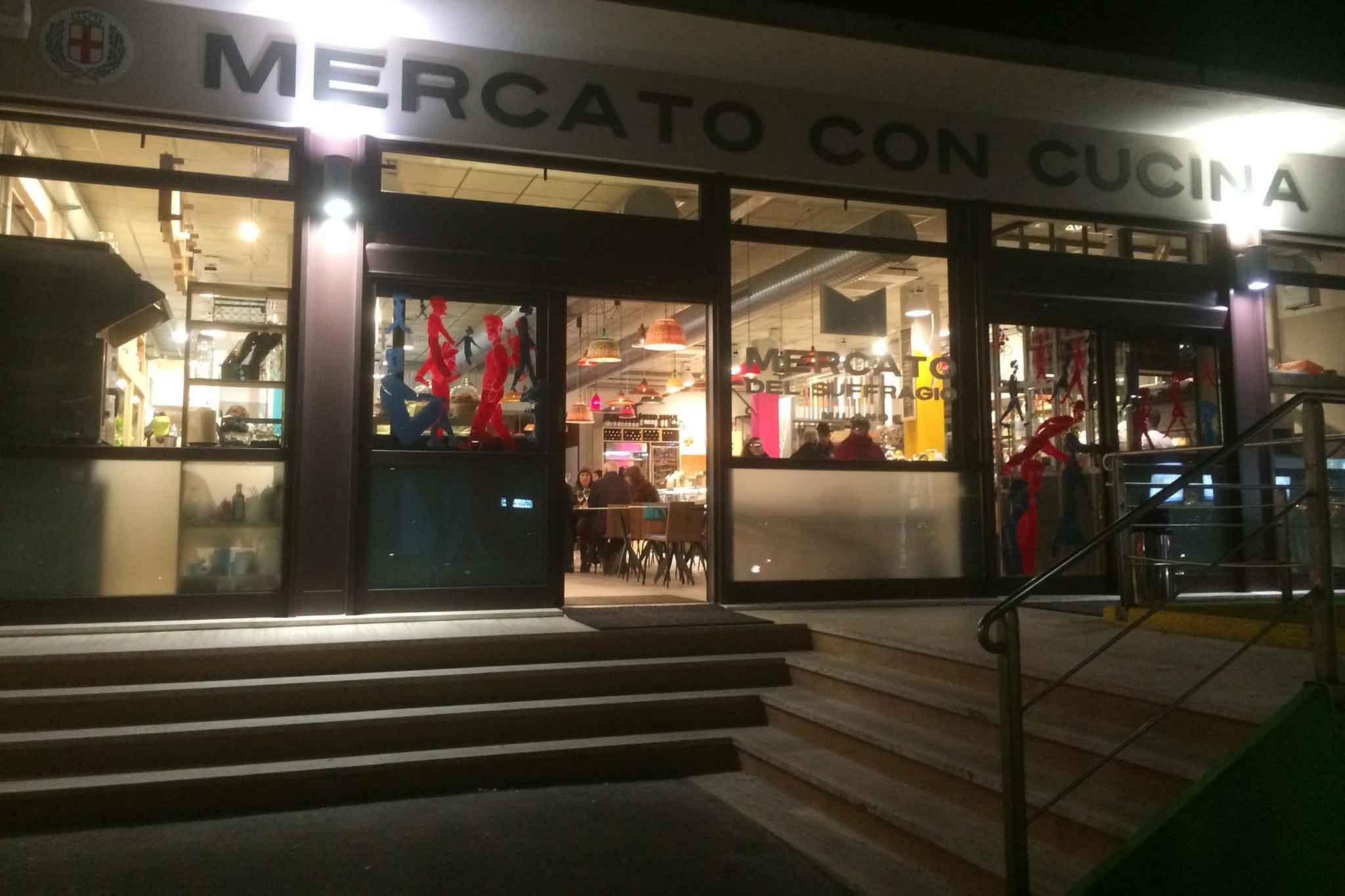 Mercato del Suffragio Milano