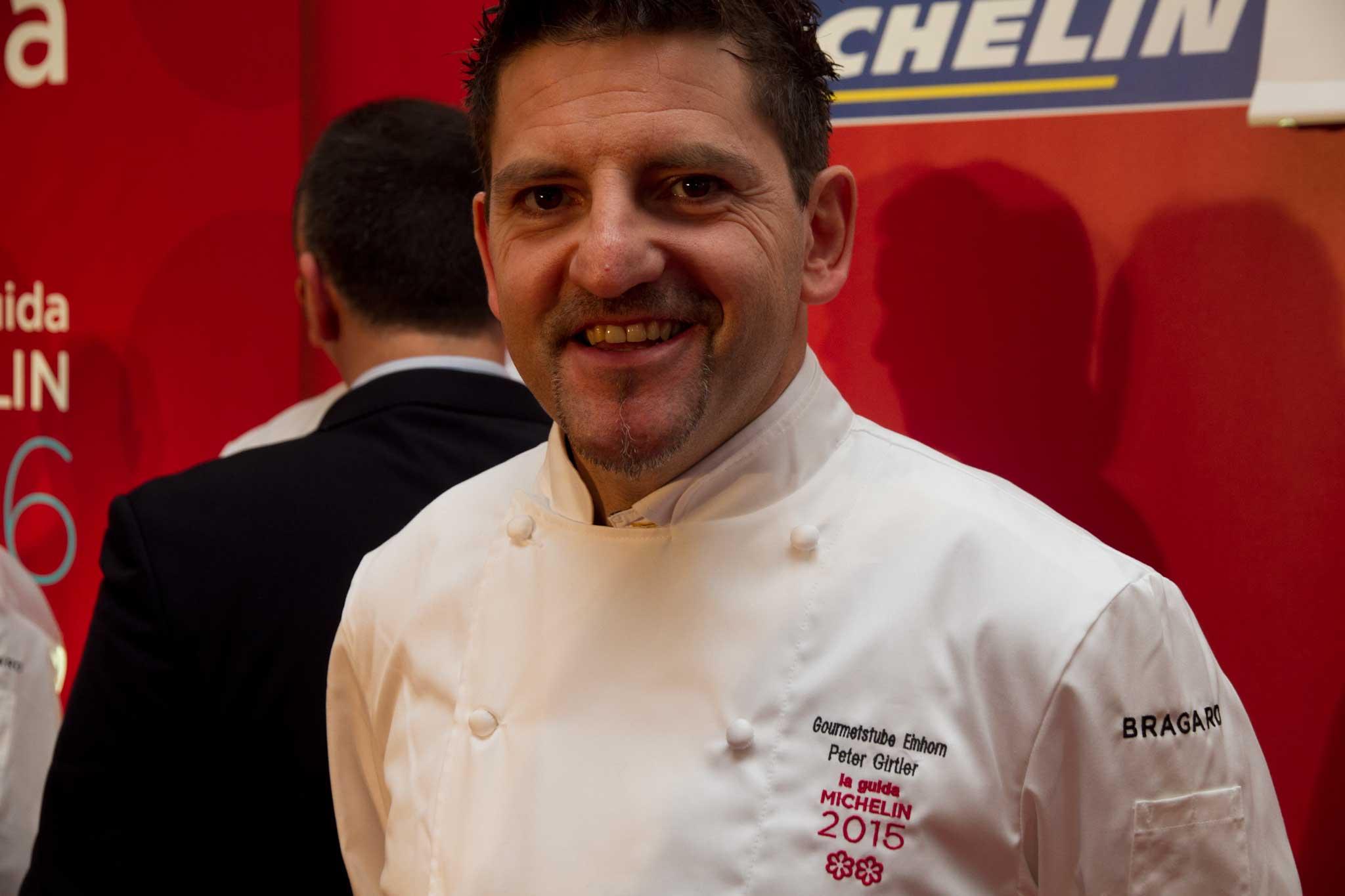 Peter Girtler chef