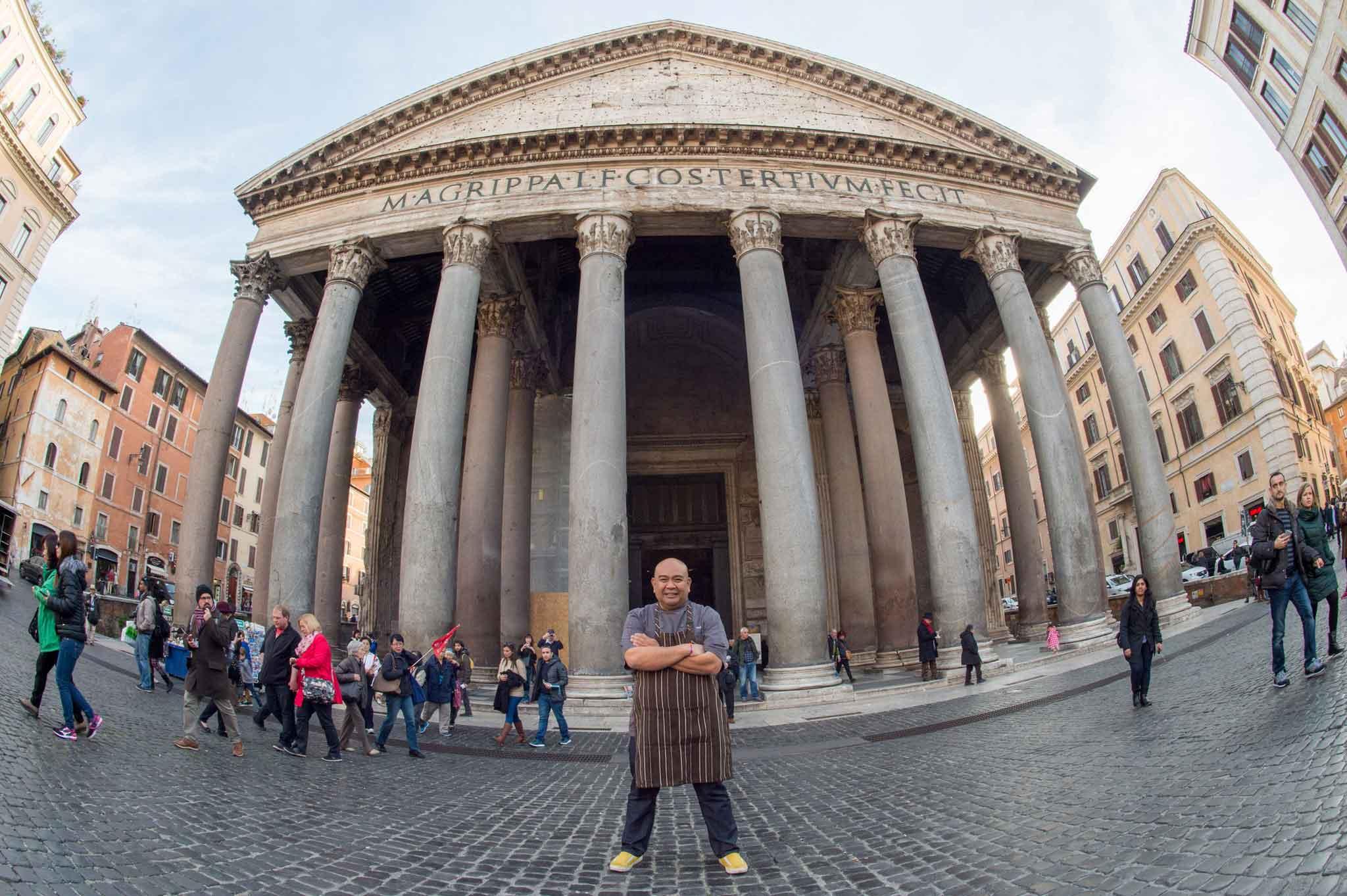Rodelio Aglibot Roma