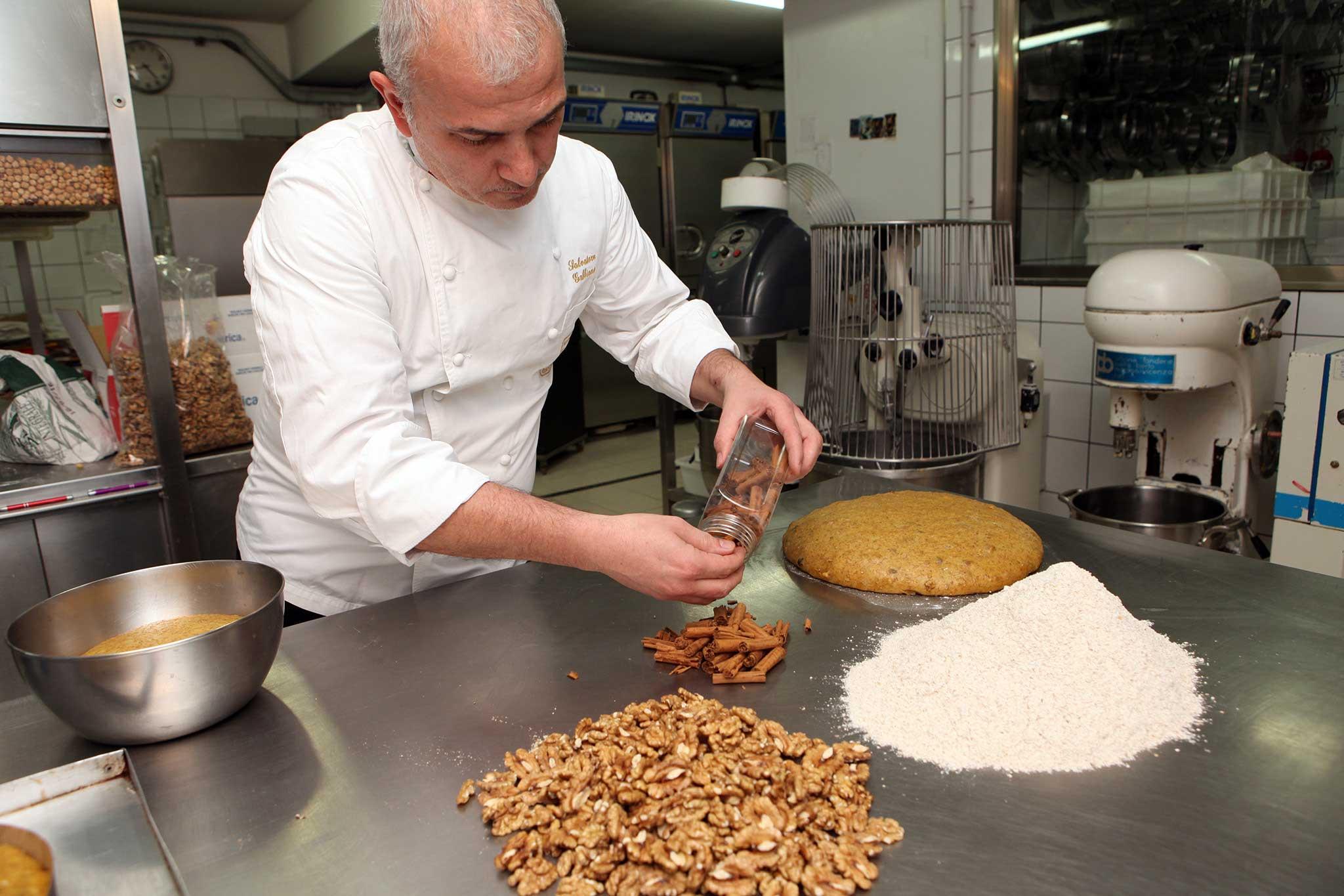 Salvatore Gabbiano ingredienti