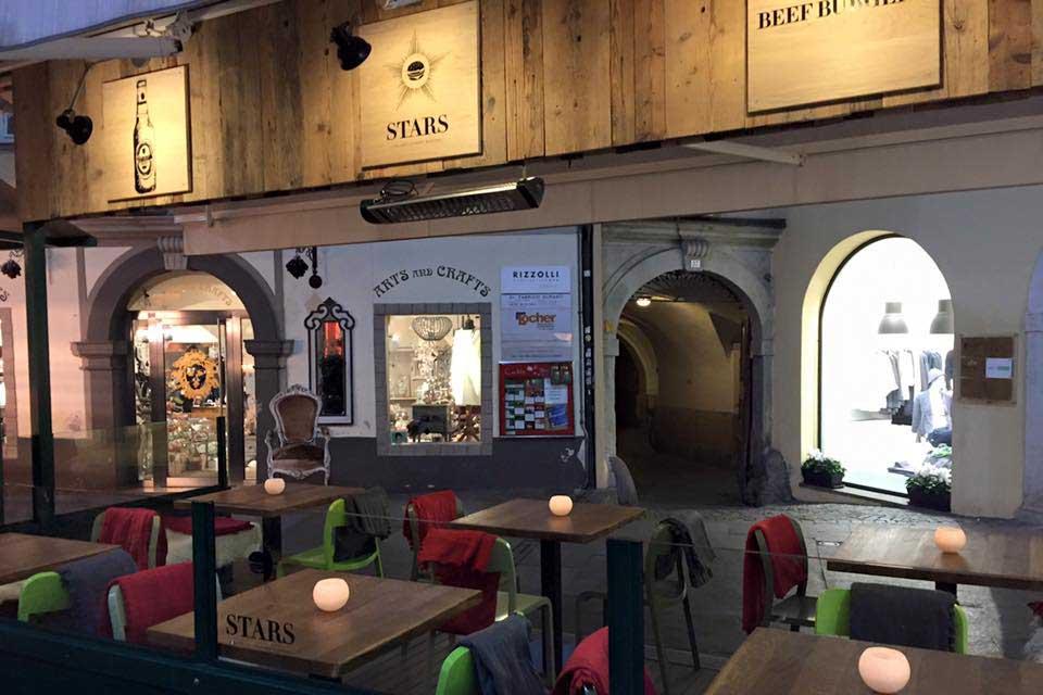 Stars burger Bolzano
