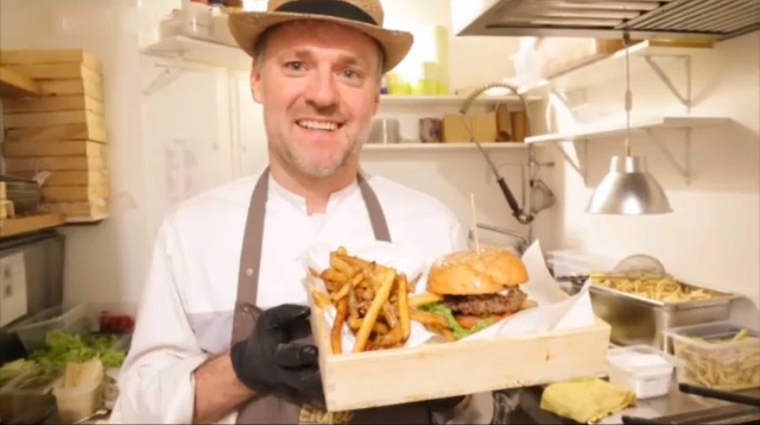 Theodor Falser hamburger