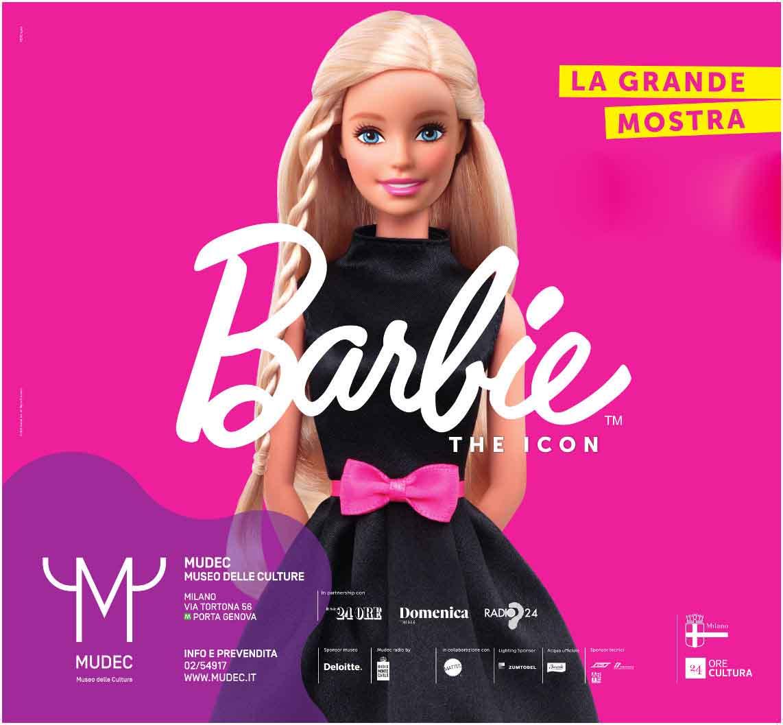 barbie the icon mostra Mudec