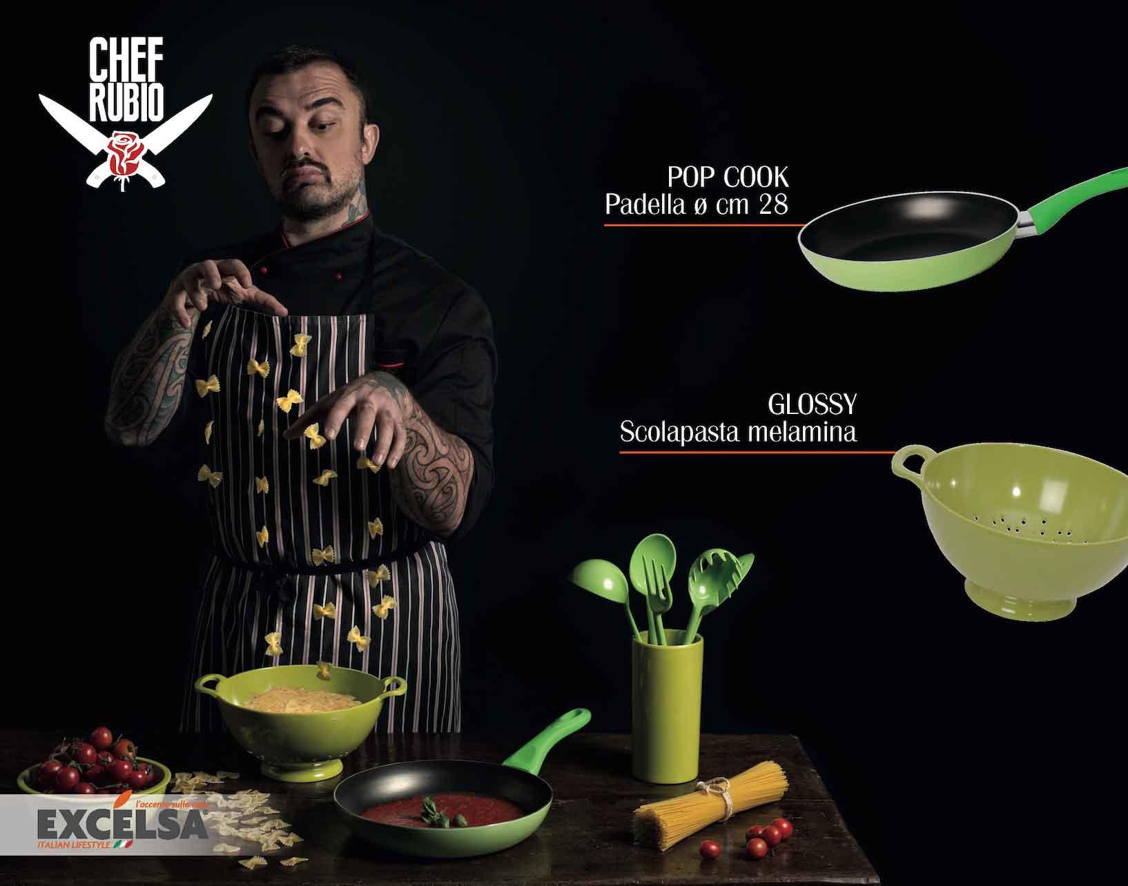 calendario Rubio chef marzo