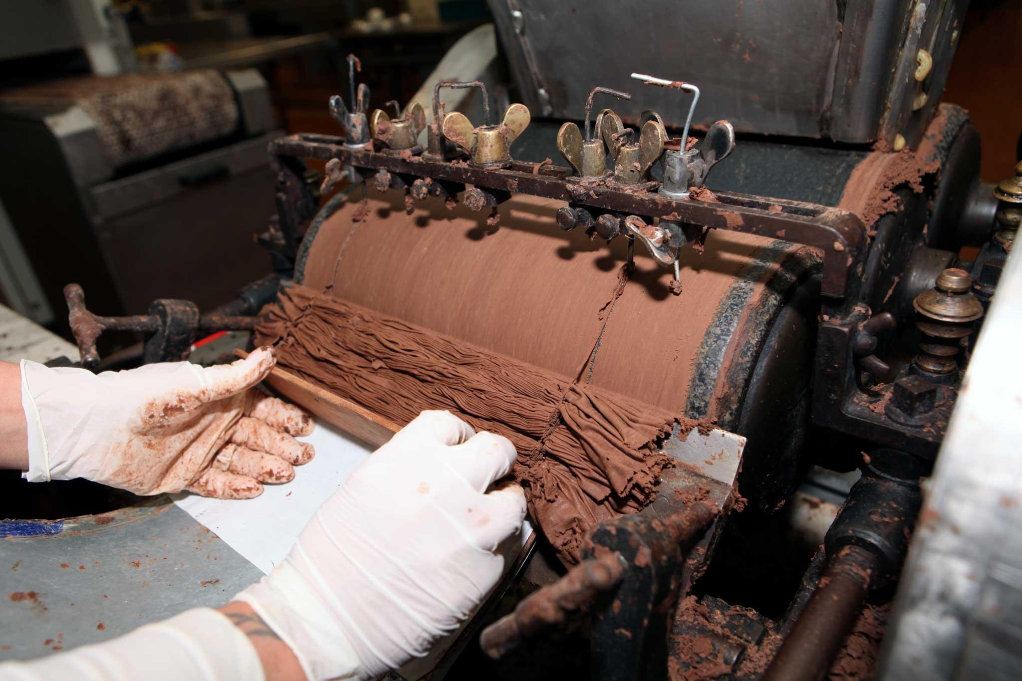 cioccolato foresta preparazione