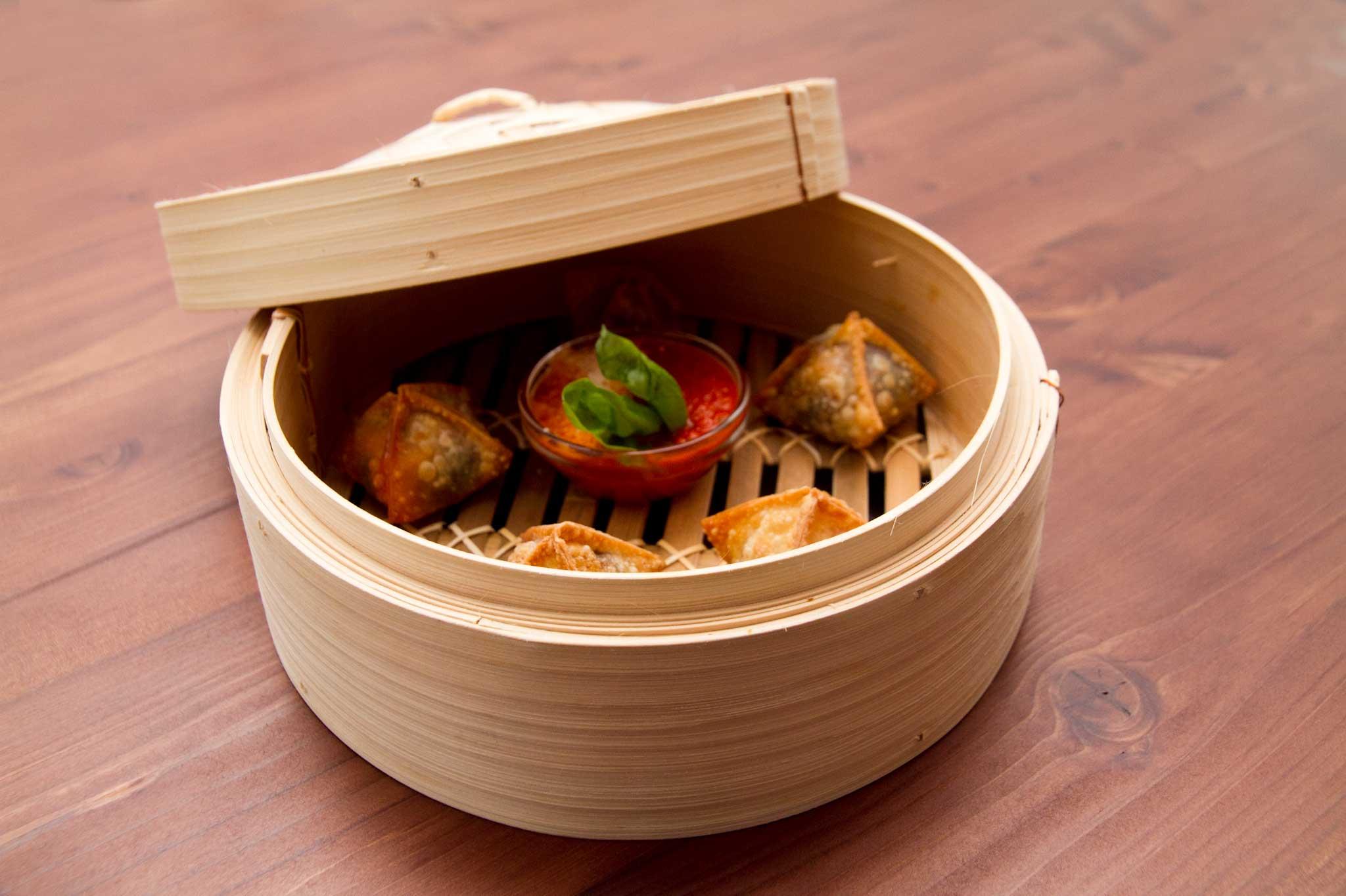 dumpling alla parmigiana
