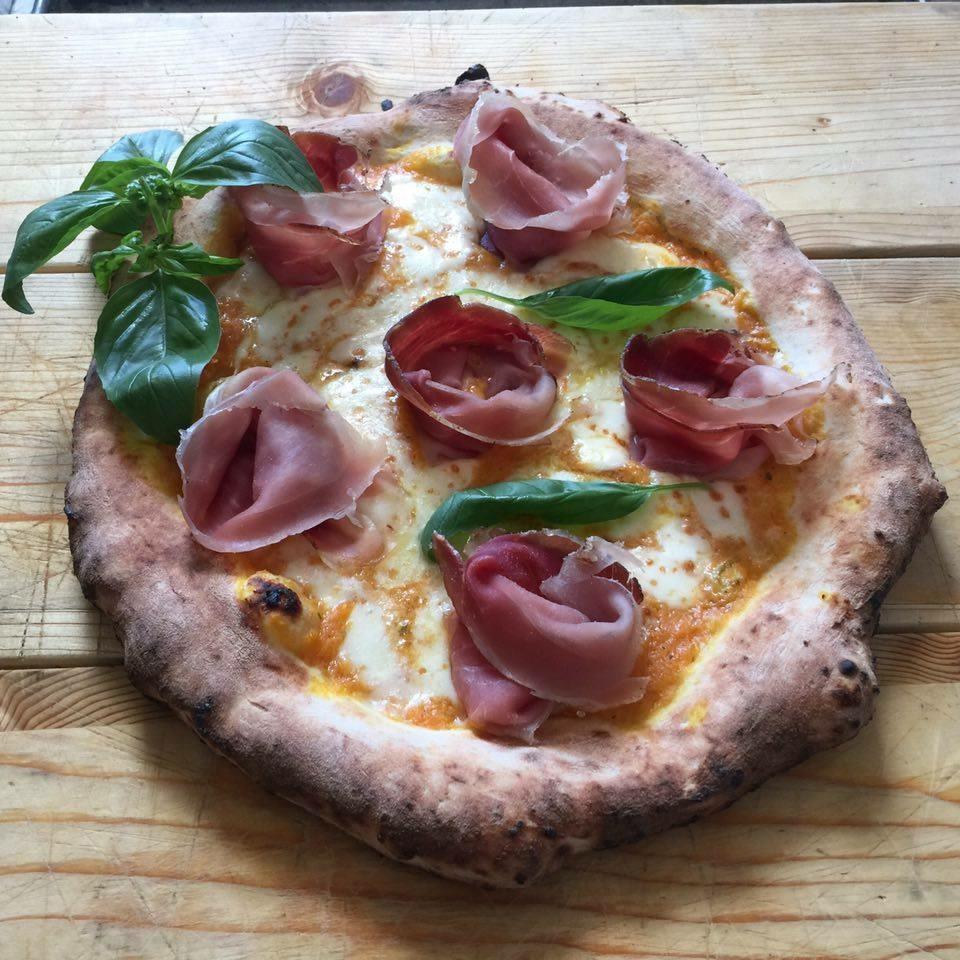 pizza integrale Valentino libro