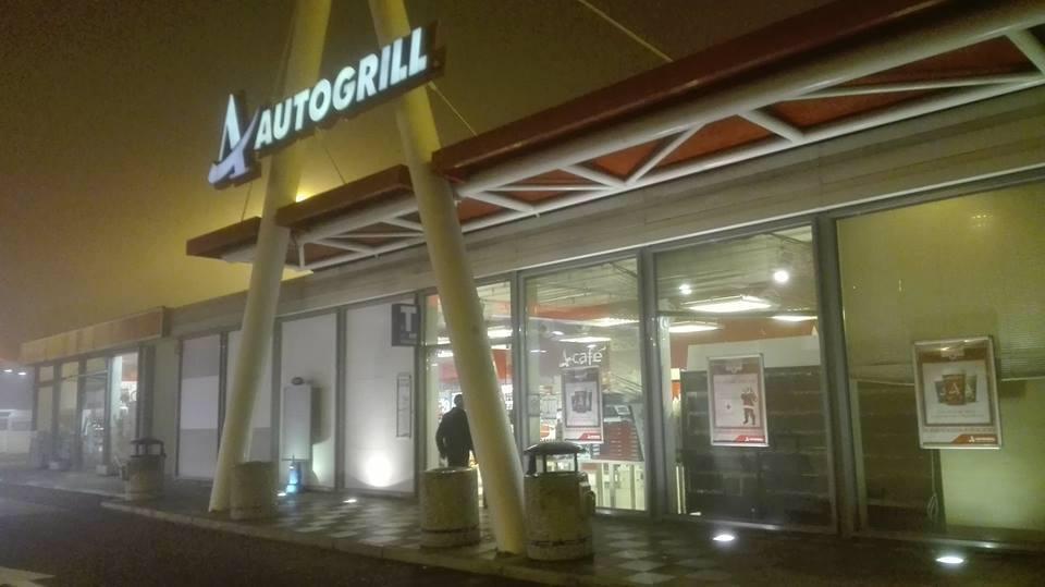 Capodanno Autogrill