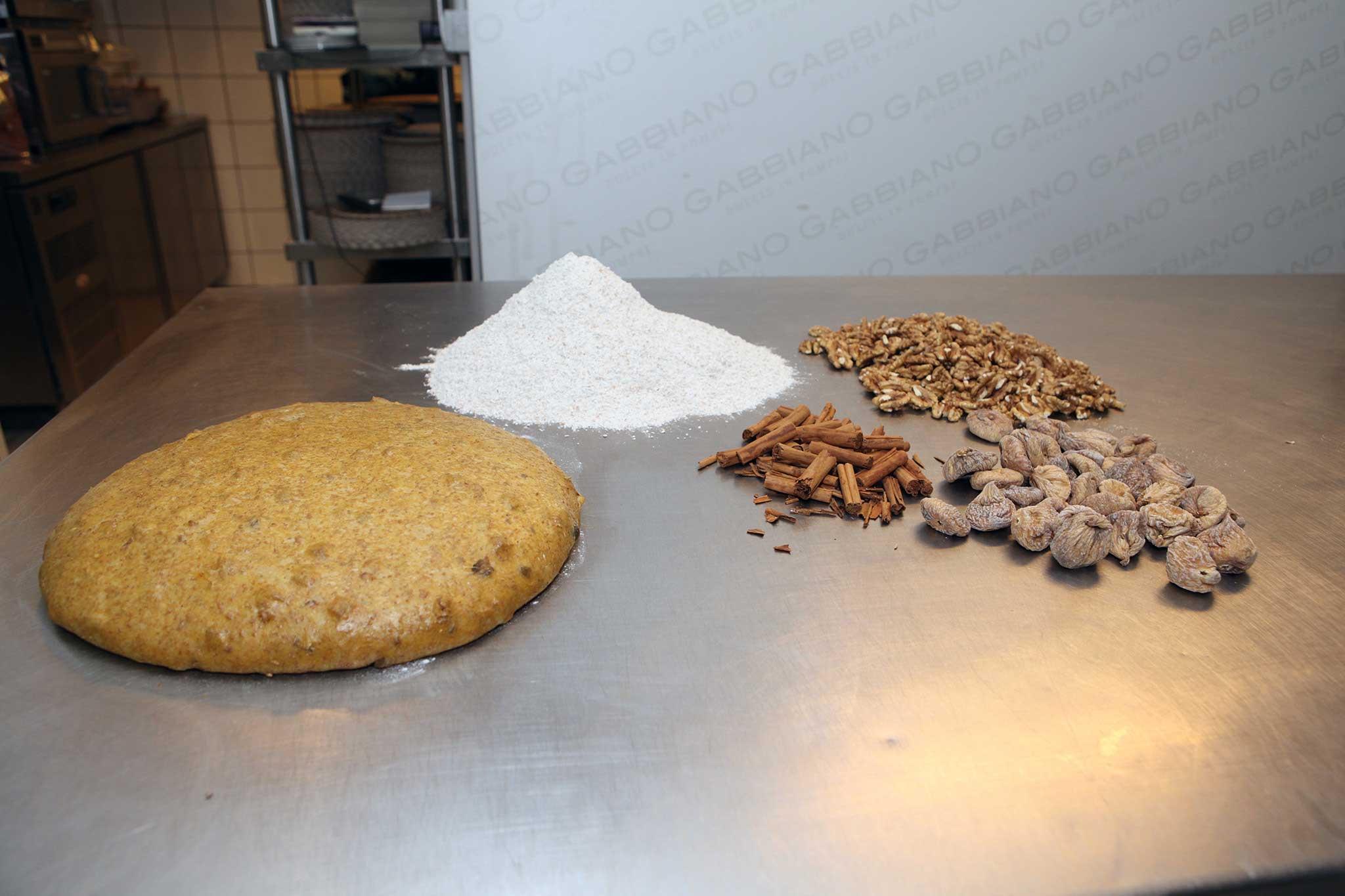 ingredienti panettone Pompei