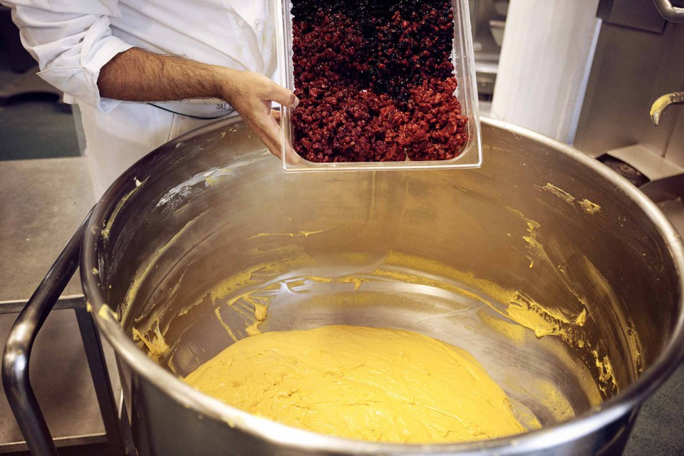 ingredienti panettone artigianale
