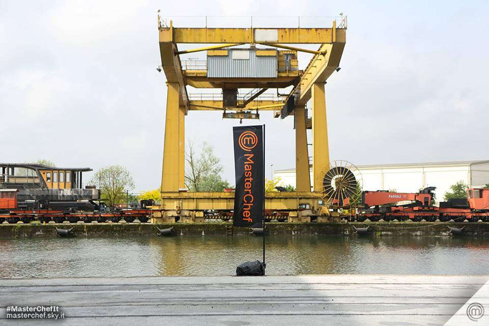masterchef 5 porto fluviale
