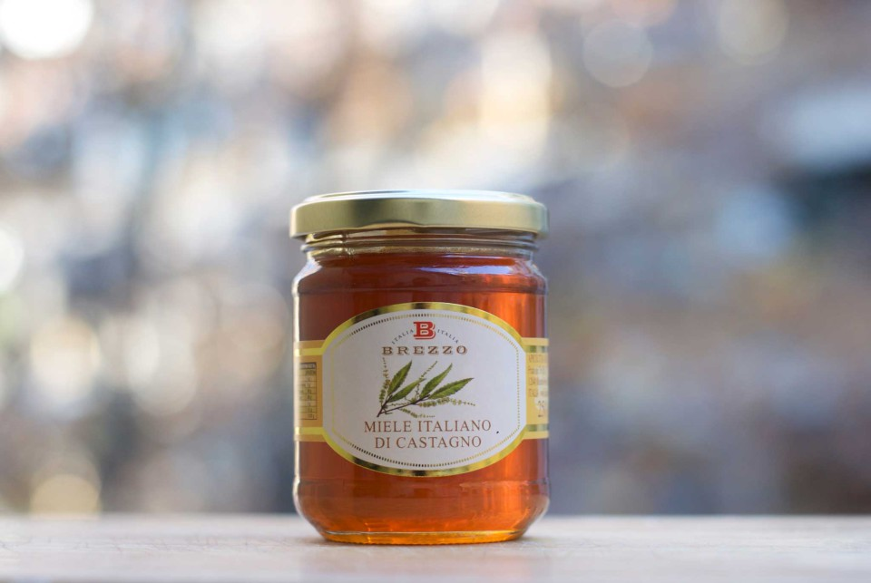 miele di castagno Brezzo